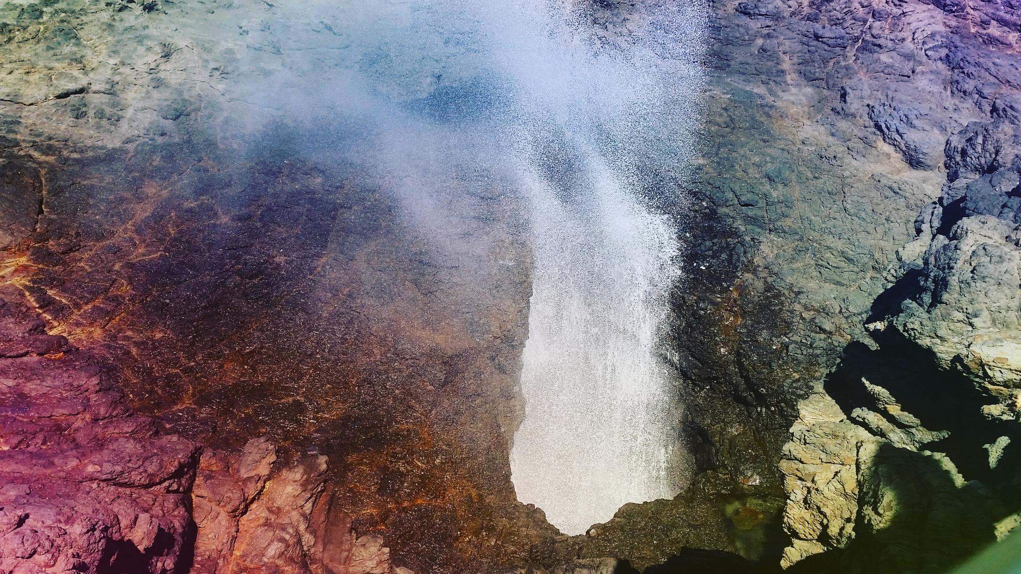 Kiama blowhole by KRISH AMIN