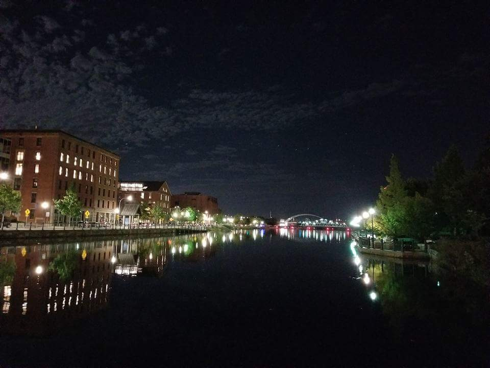 Downtown Providence,RI  by Felix Flores