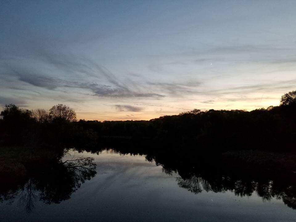 Blackstone river,RI by Felix Flores