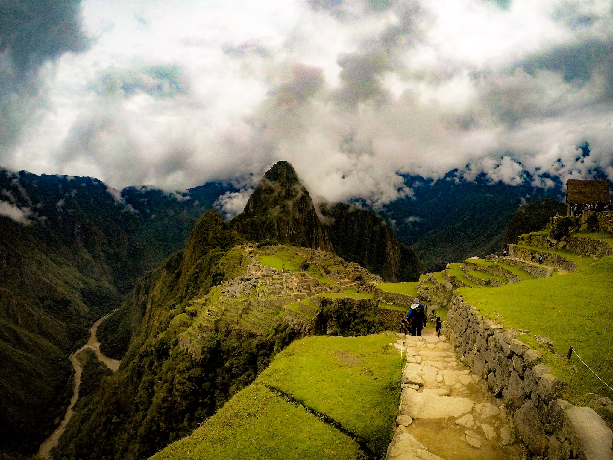 Machu Pichu by Alejandro Colomer