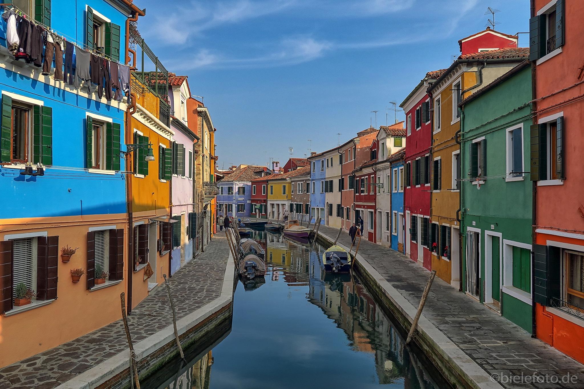 Burano (Venice) by bielefoto (Oliver Isermann)