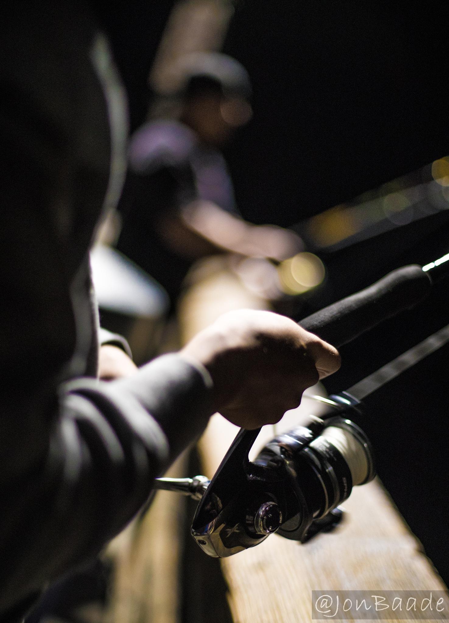Fishing by Jon Baade
