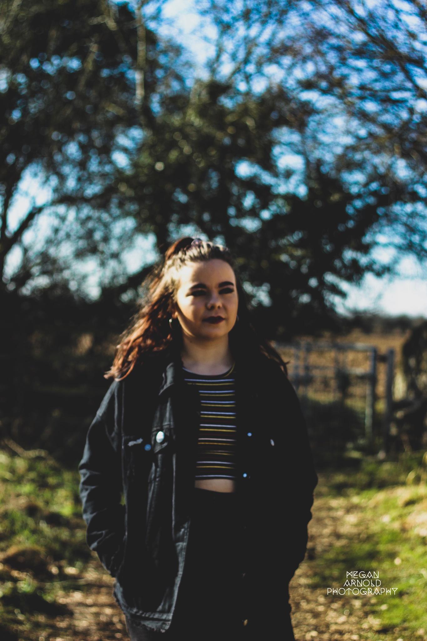 Kidlington with char by MeganArnold
