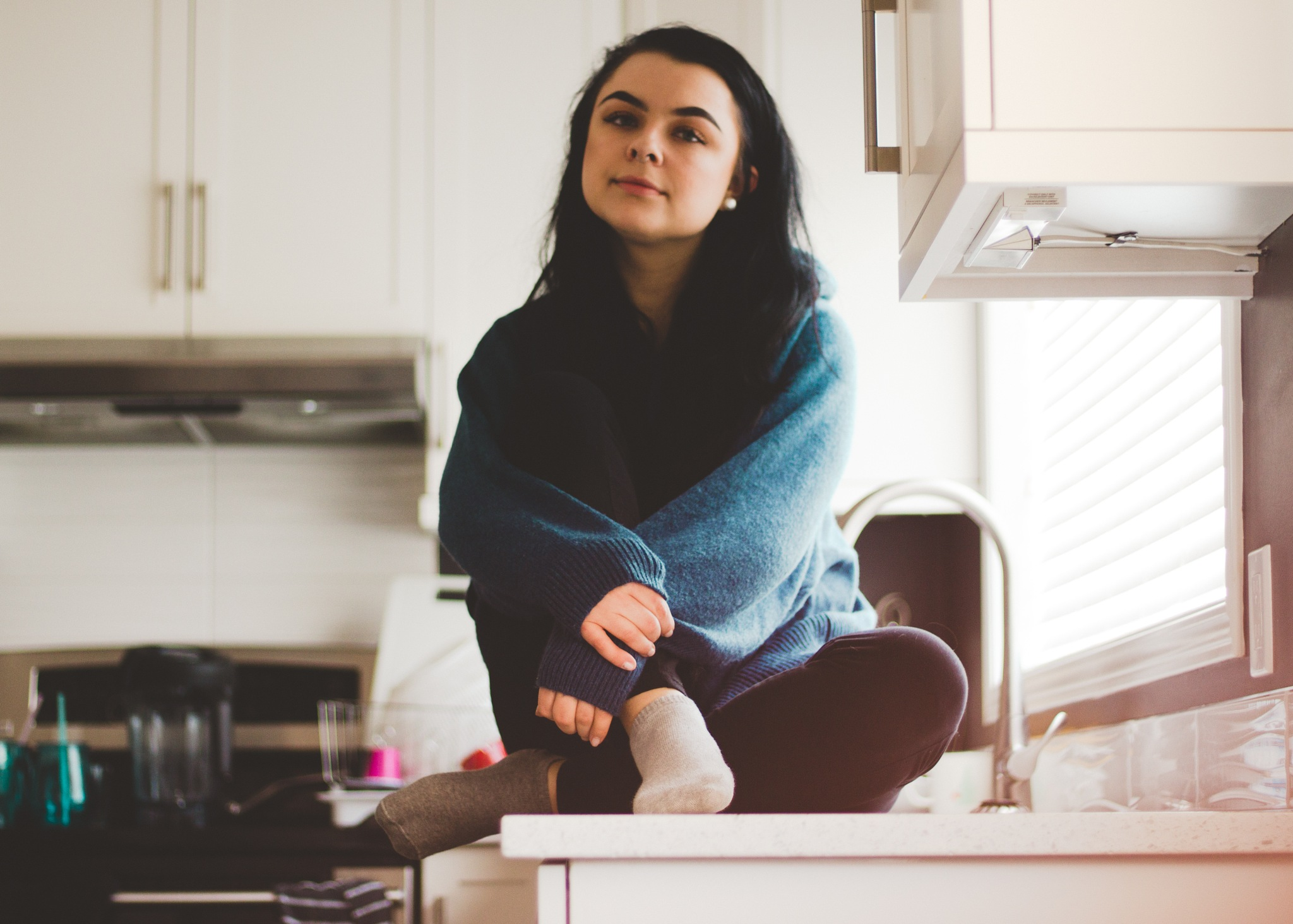 Kitchen by Lyndsey Erin Wallis