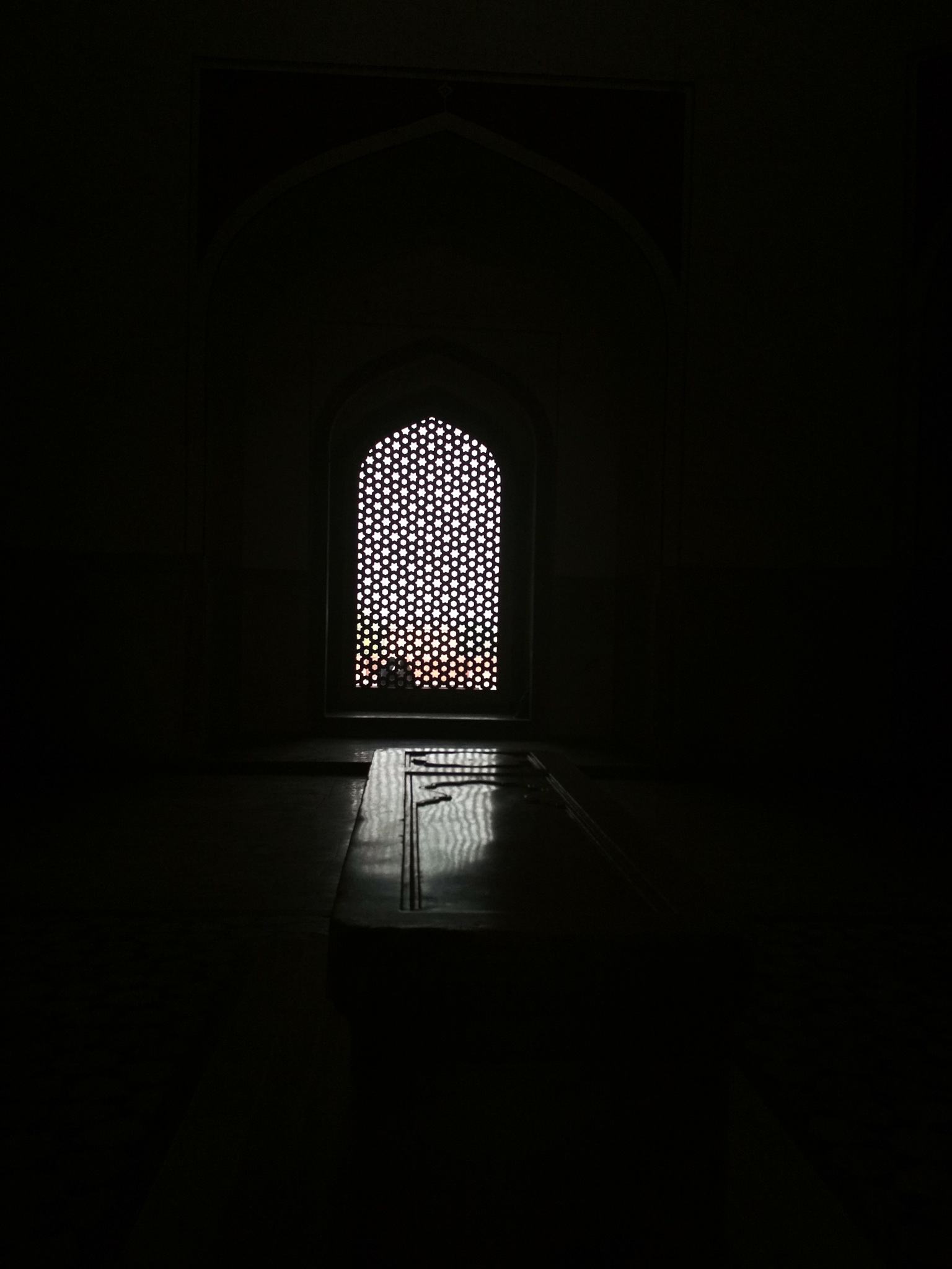 A flare in the darkness by Jayashree
