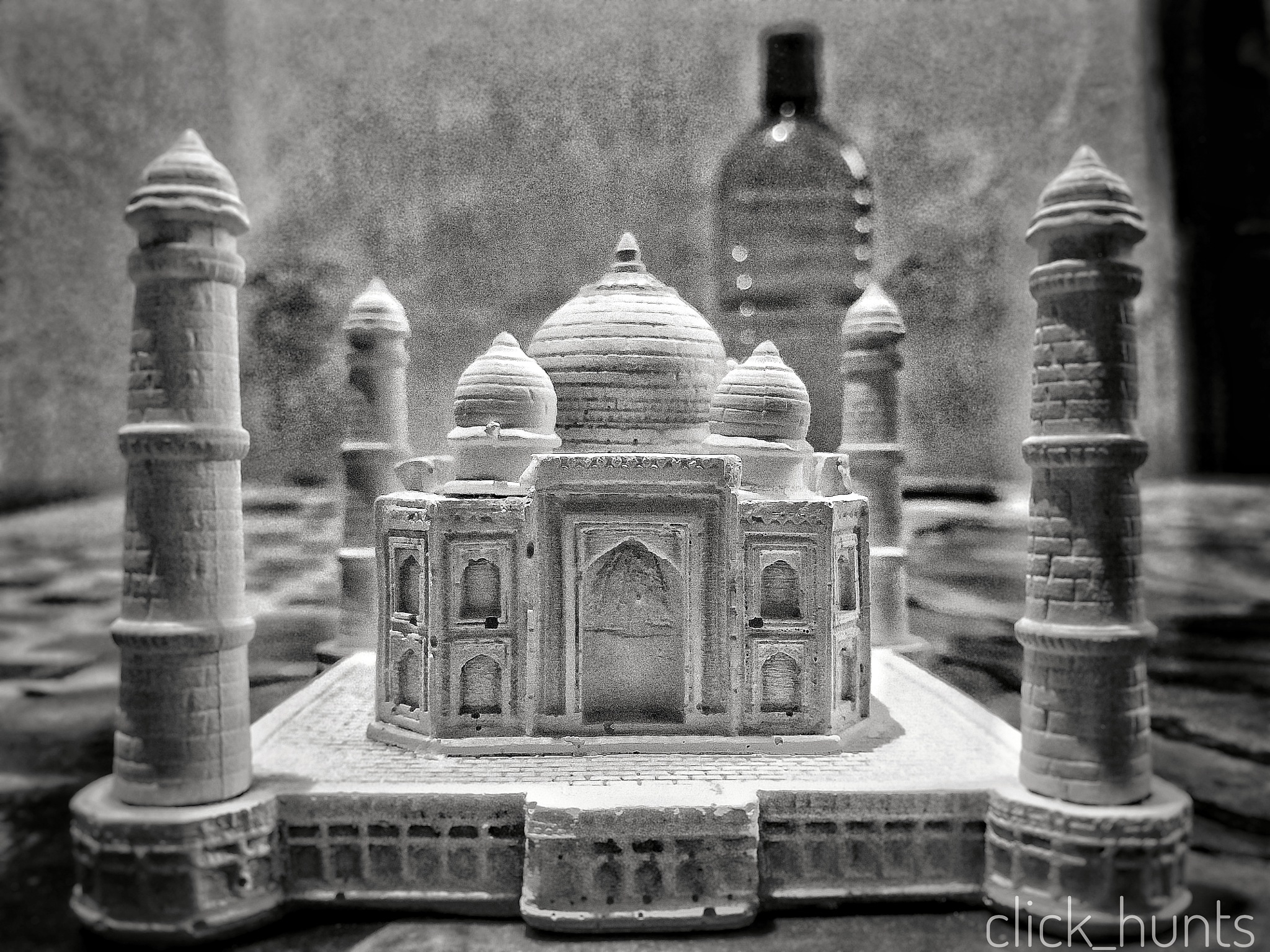 Taj Mahal  by click_hunts