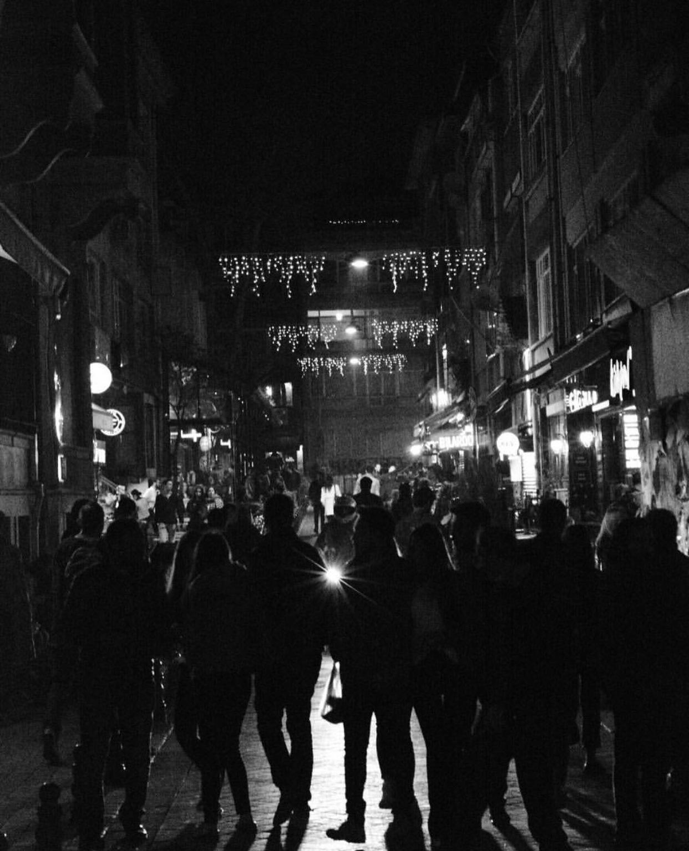 Street is Life by Ahmet Konak