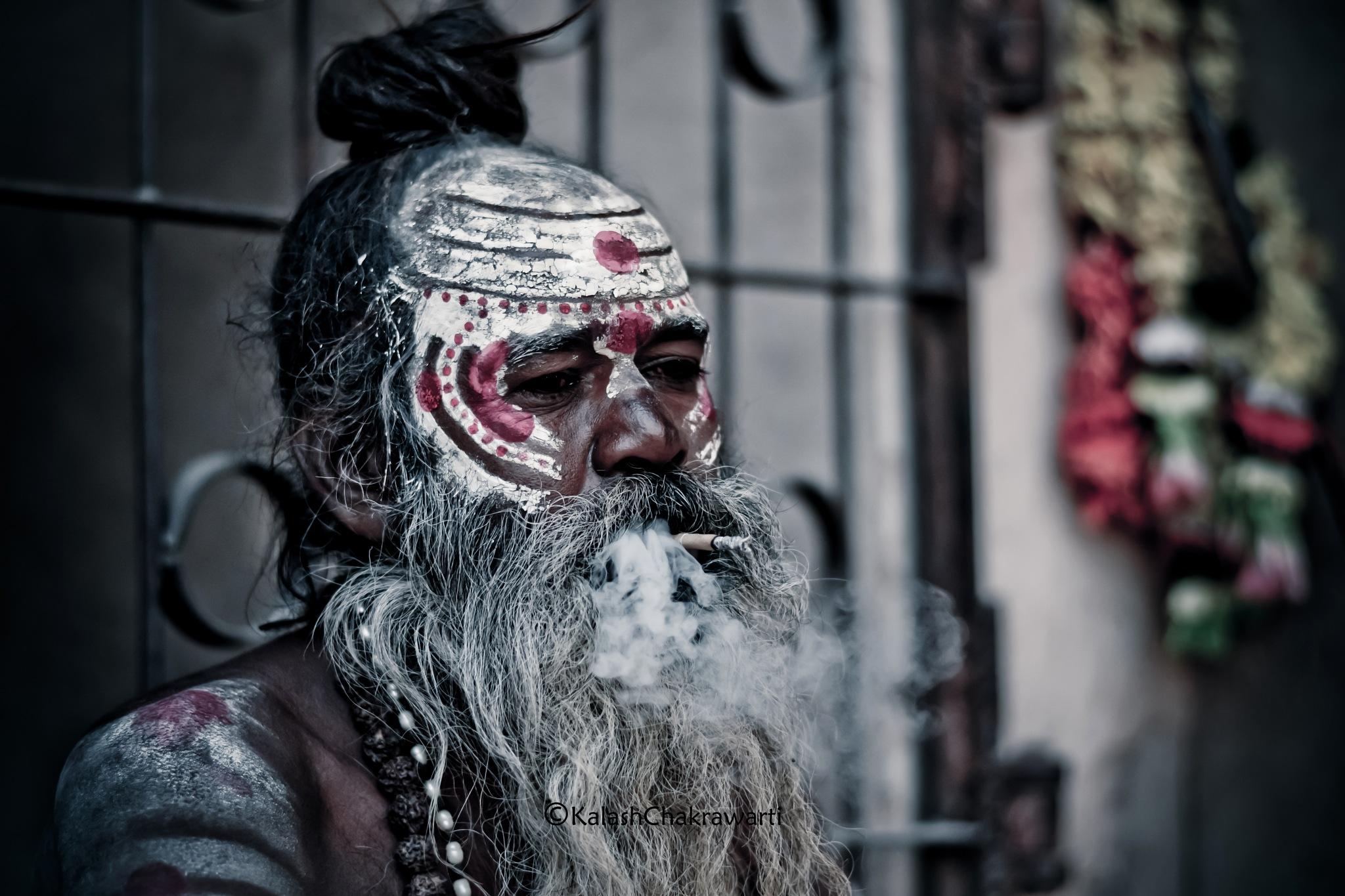 Portrait by Kalash Chakrawarti