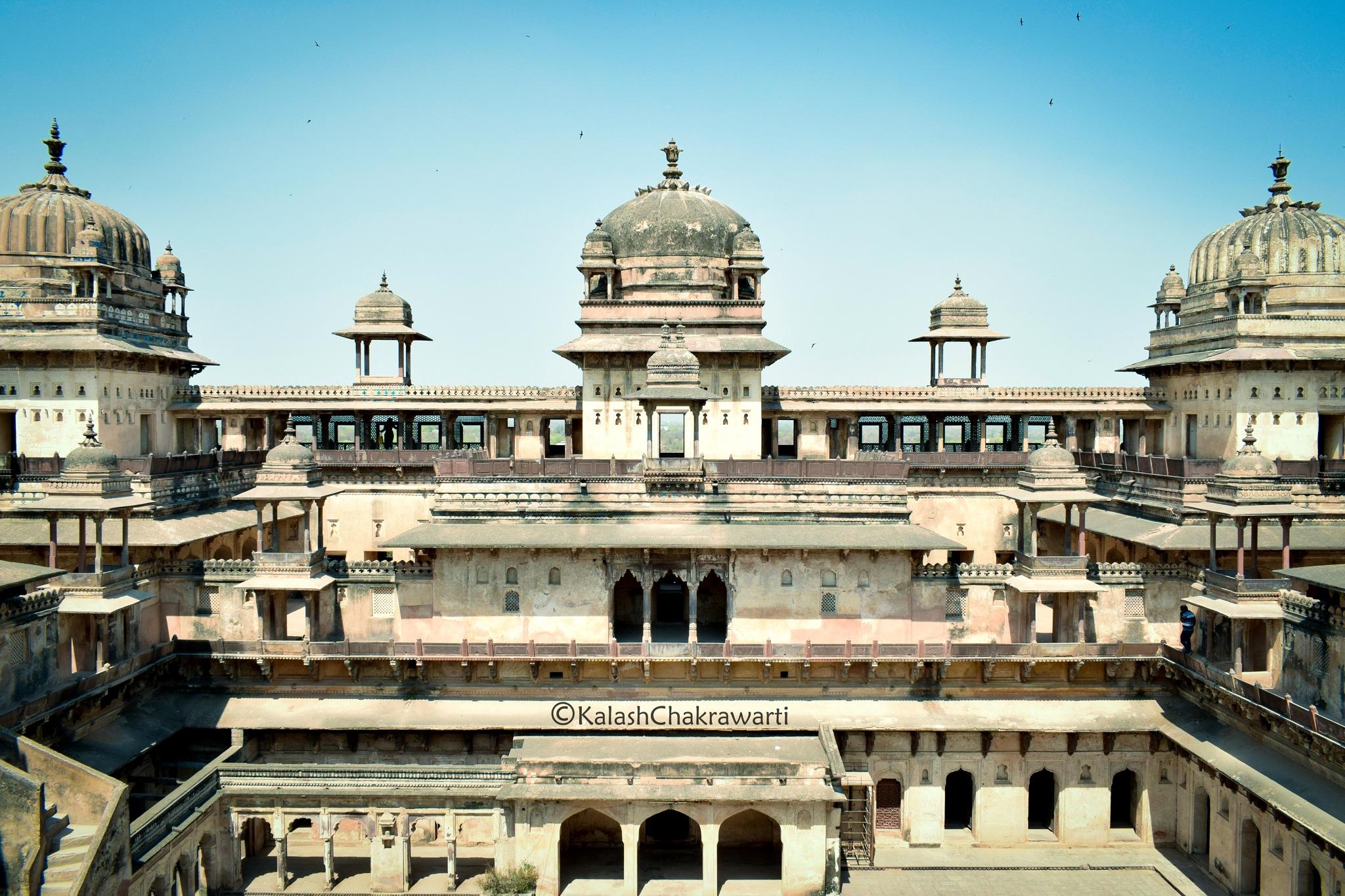 Jahagir Palace by Kalash Chakrawarti