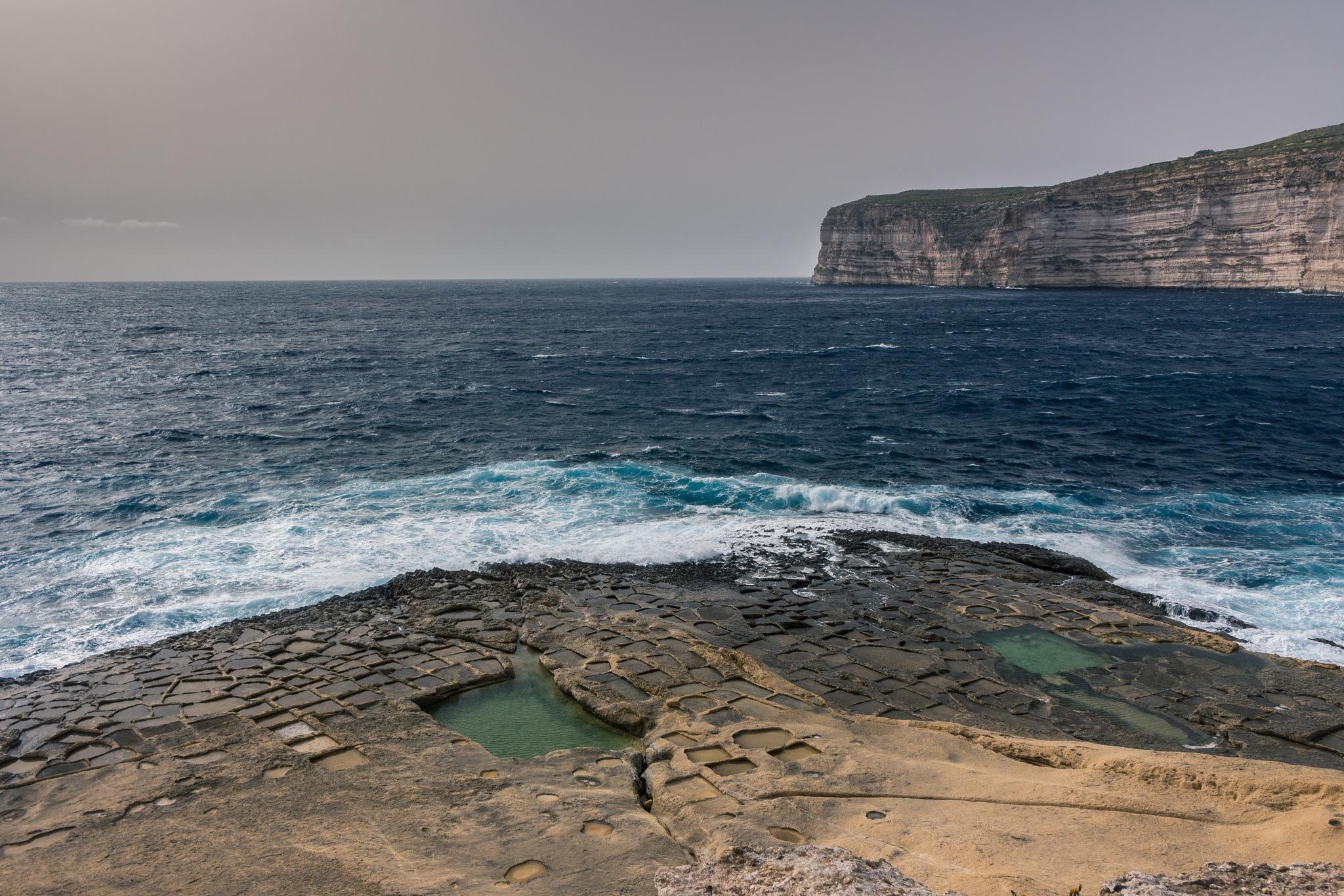 Xlendi - Gozo by julchenais