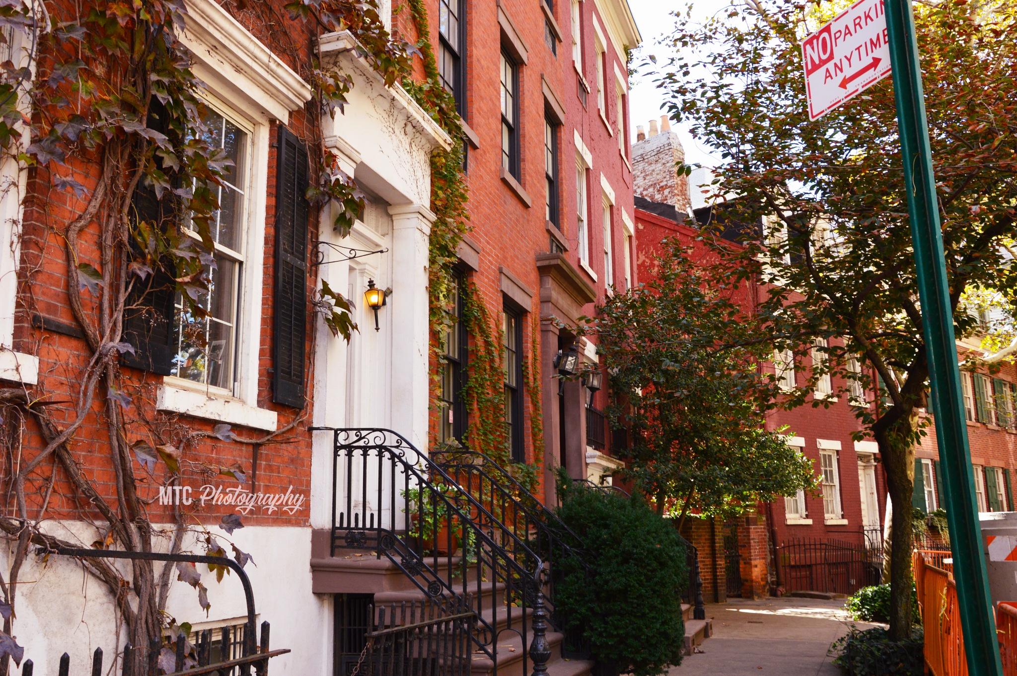 New York city streets by masterthecamera