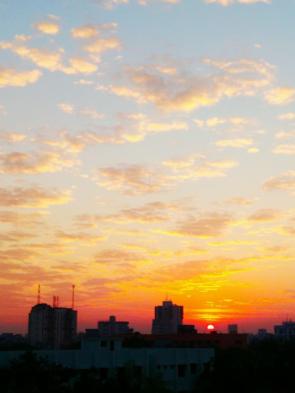morning view  by Shaket Kumar