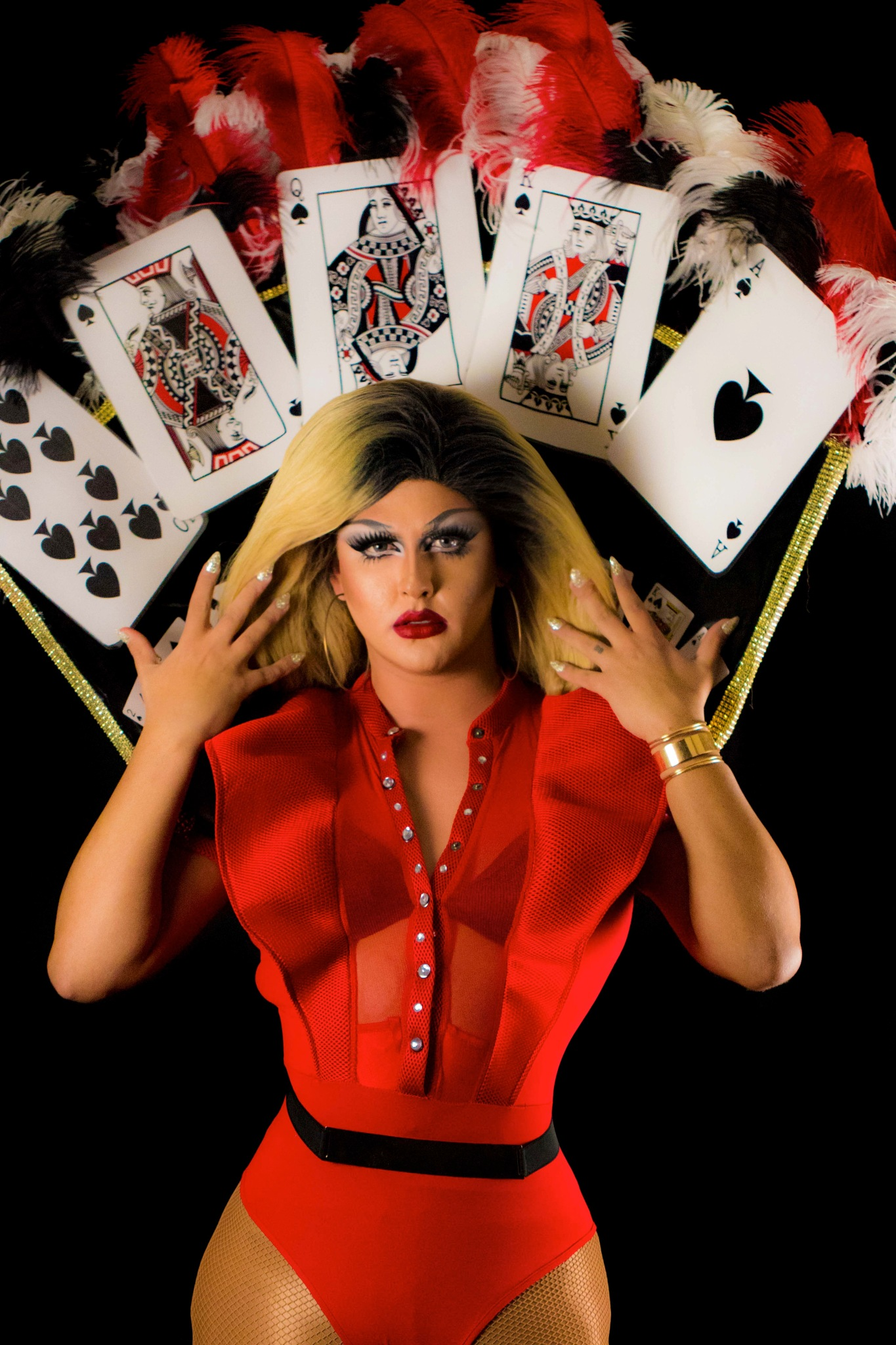 Poker face by brandonhill__