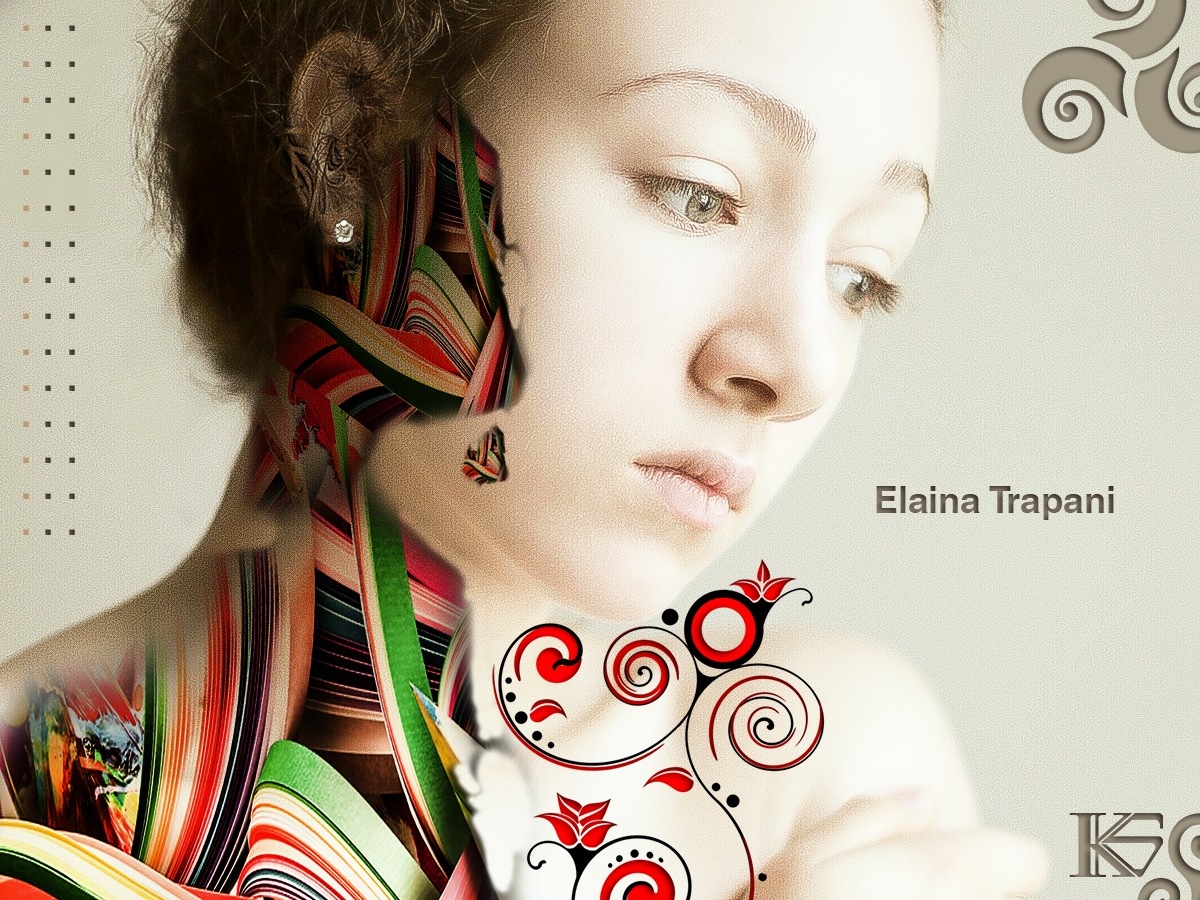 Elaina Trapani x Keifersimpson Callab by DirevVisual