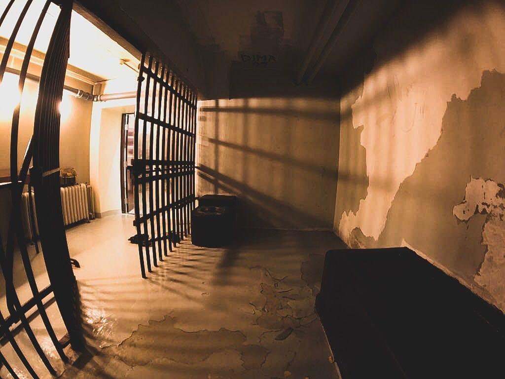 -The prison 2- by turohaapamaki