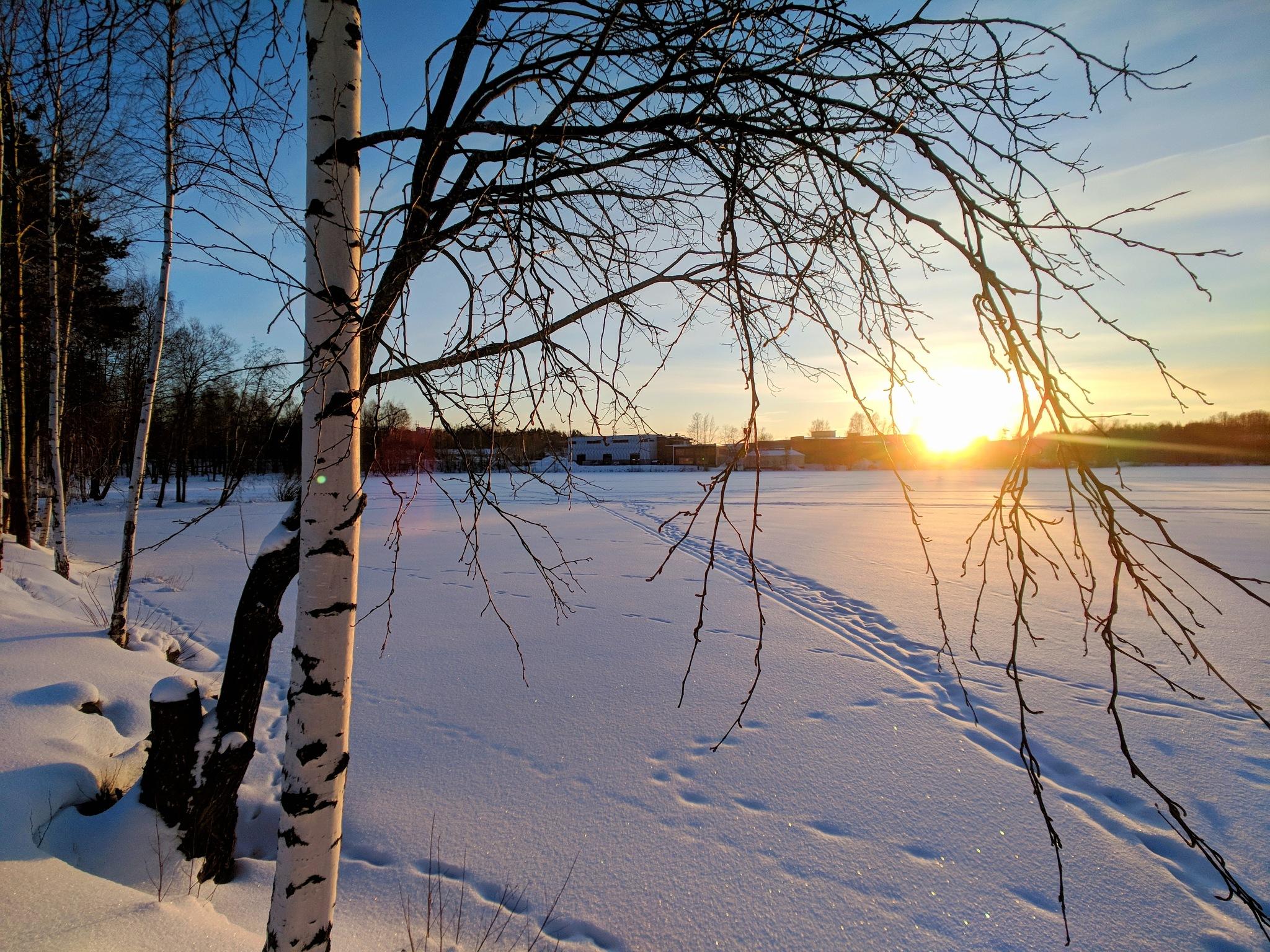-by the lake- by turohaapamaki