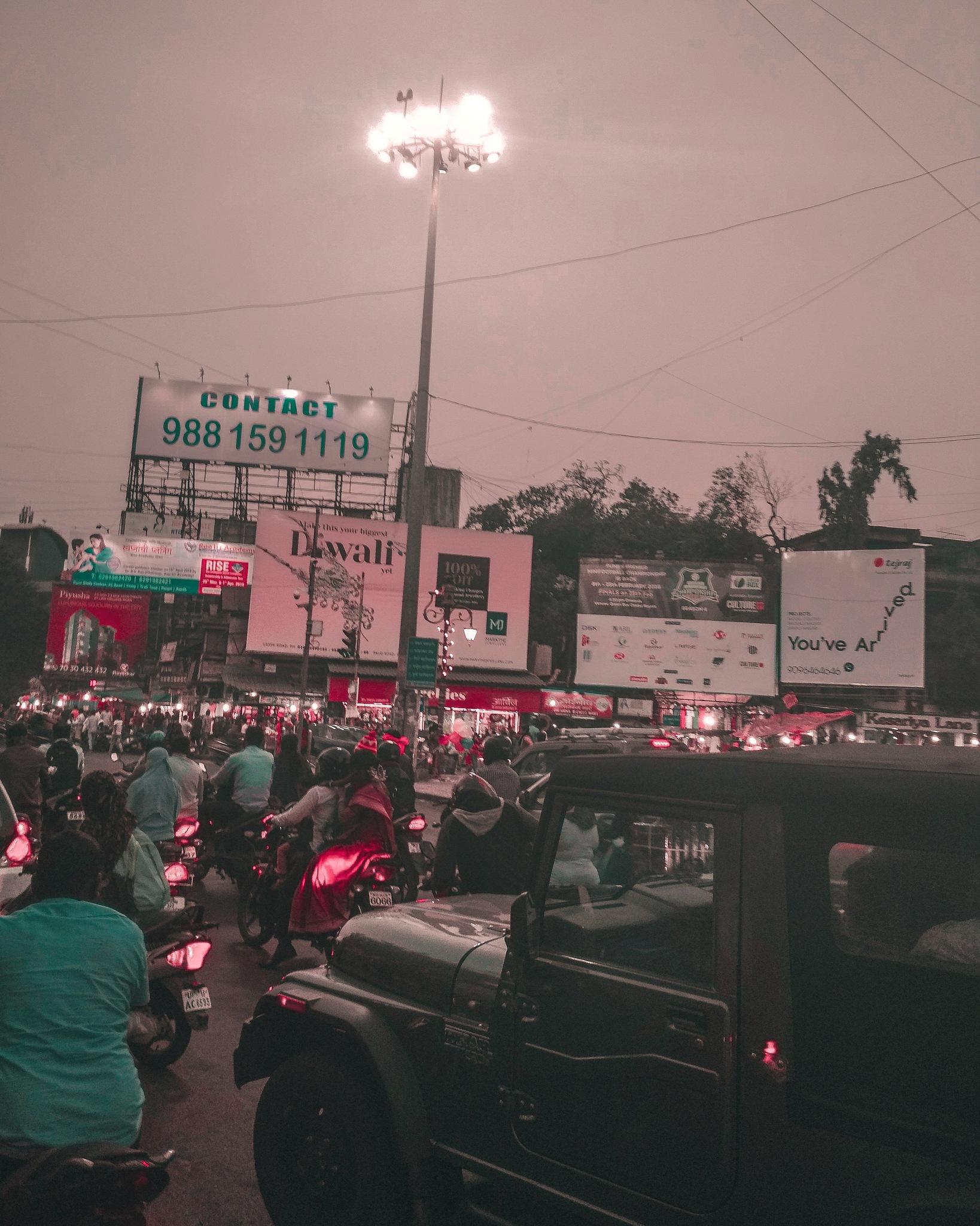 DESATURATED by Anurag Tiwari