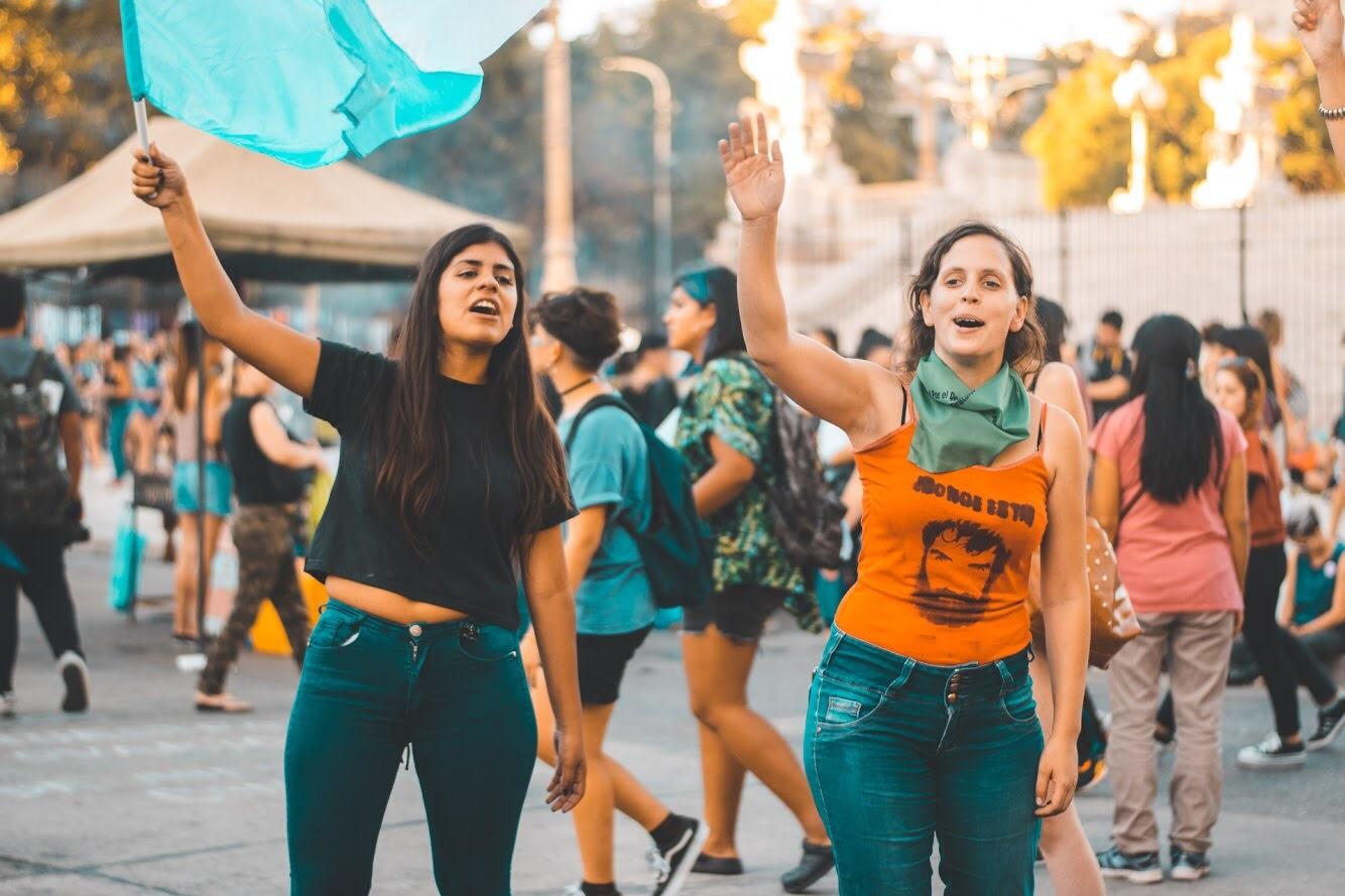 Women's March by Yasmin Nievas