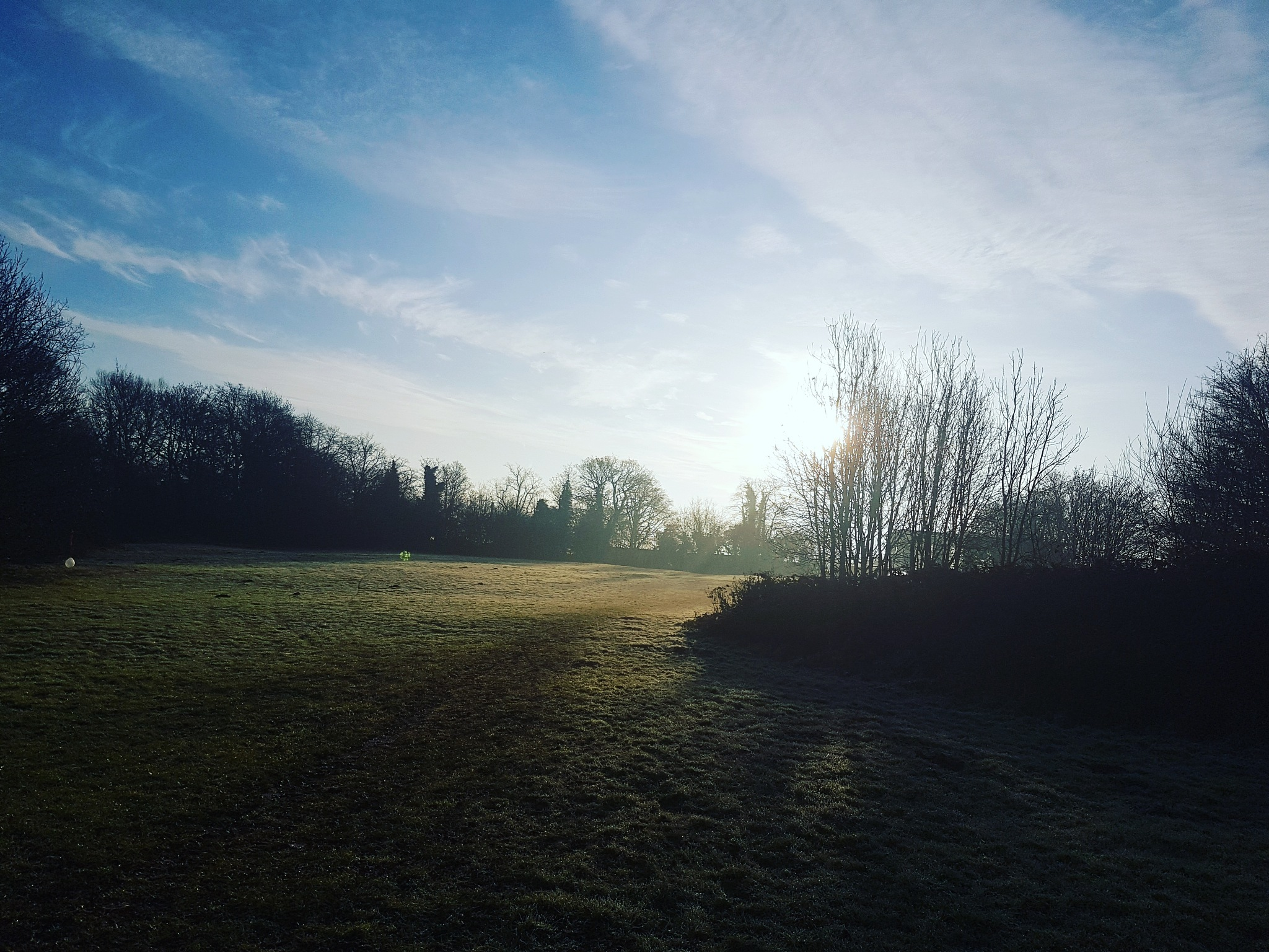Trent park by Justas