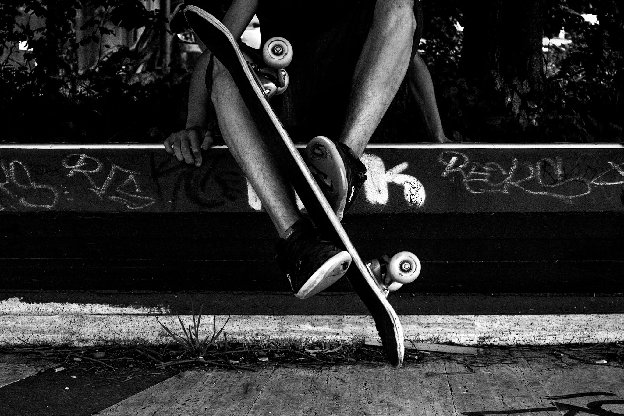 Legs #3 by Chiara Gastone