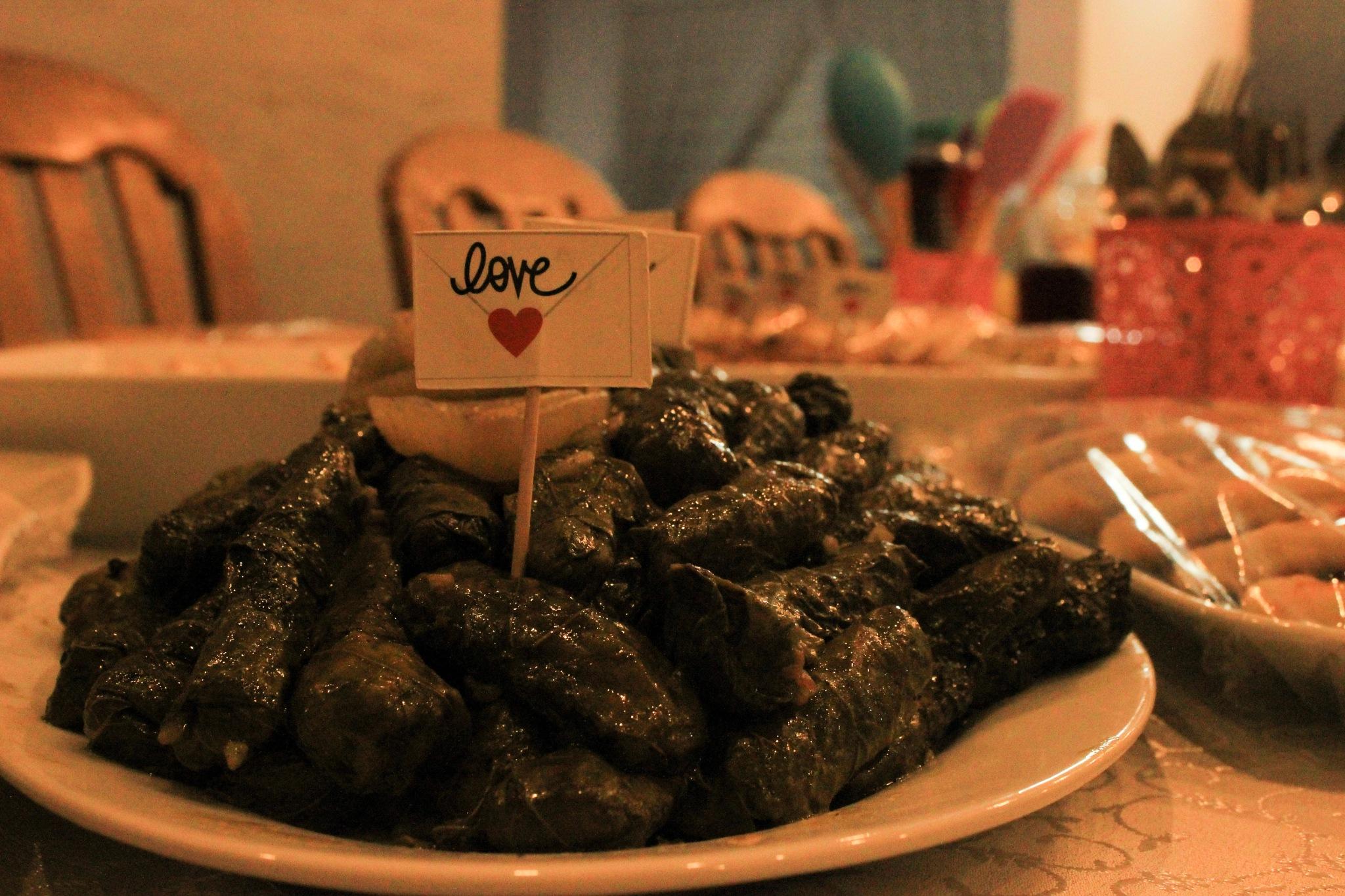 Food by Mahmoud Snounu