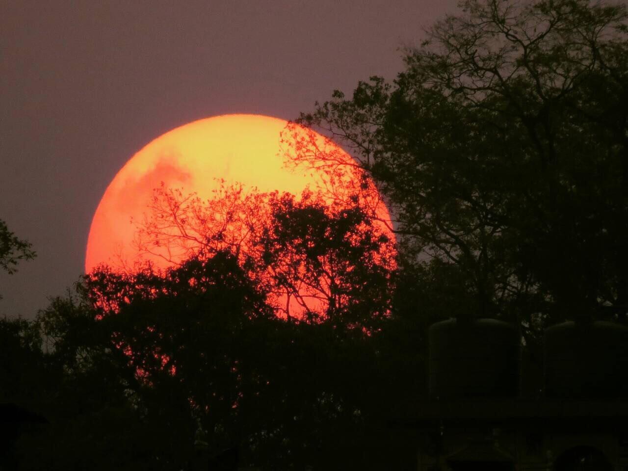 Sunset Nepal by Subash Tiwari