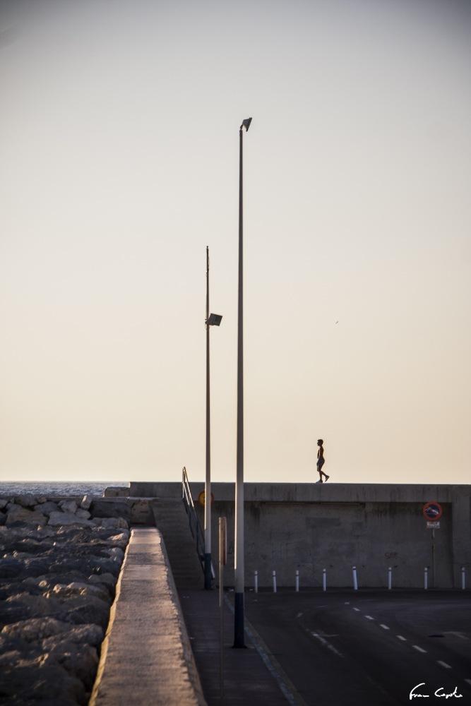 Paseos por el mar by Fran Capote