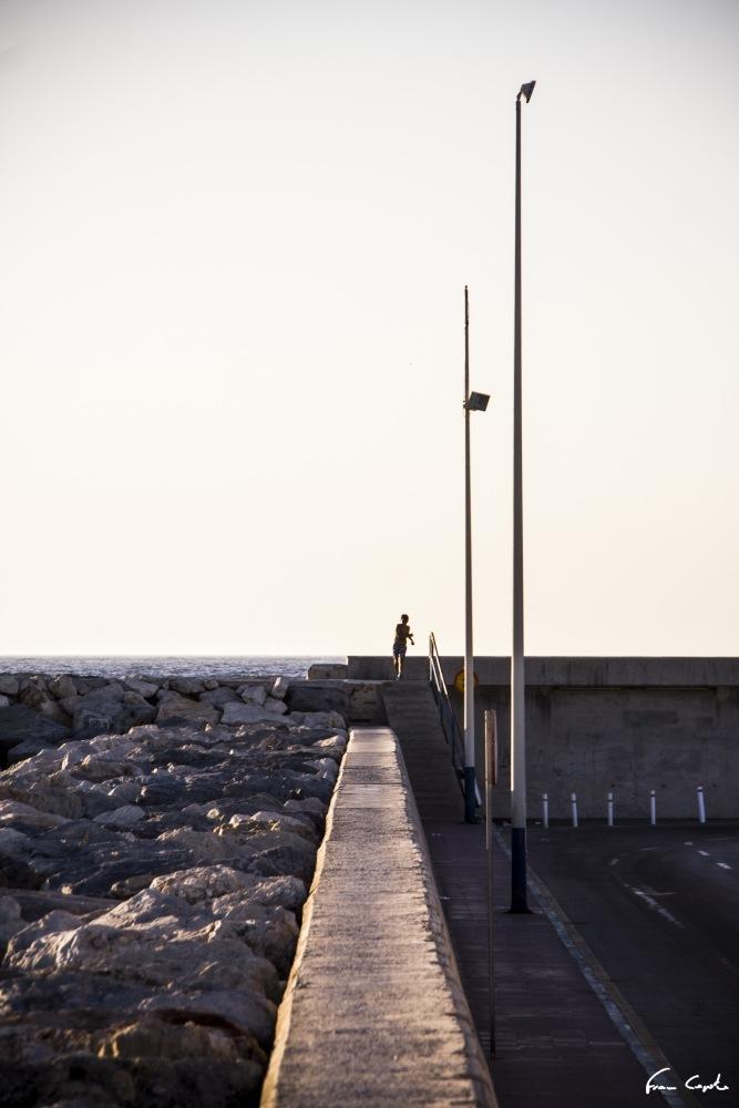 Pequeño salto by Fran Capote