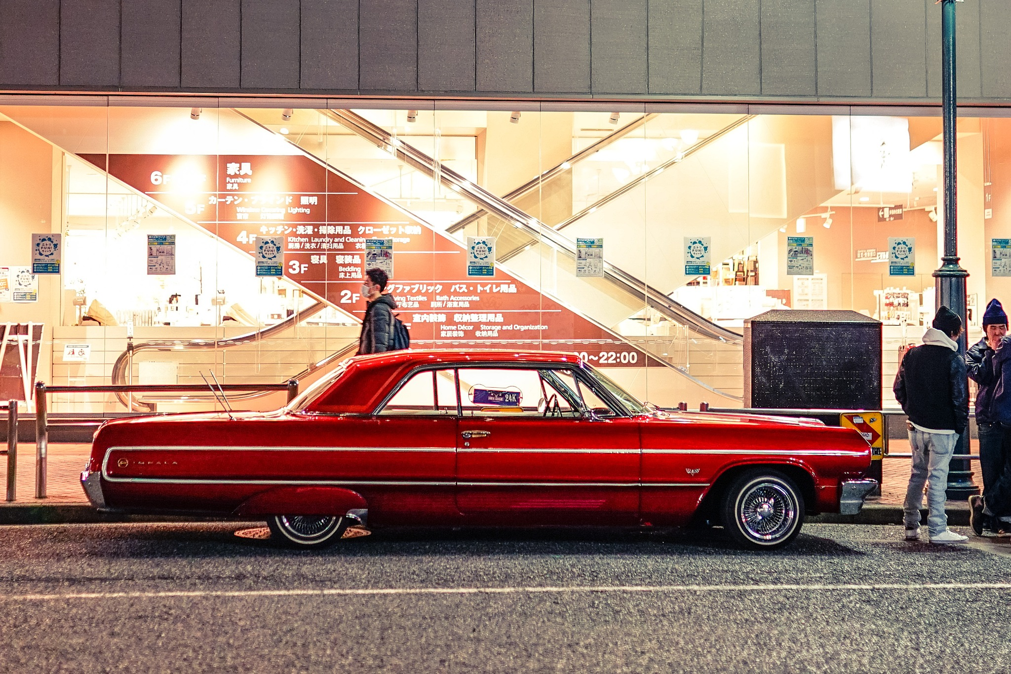 Shibuya Street Impala by Taka1990