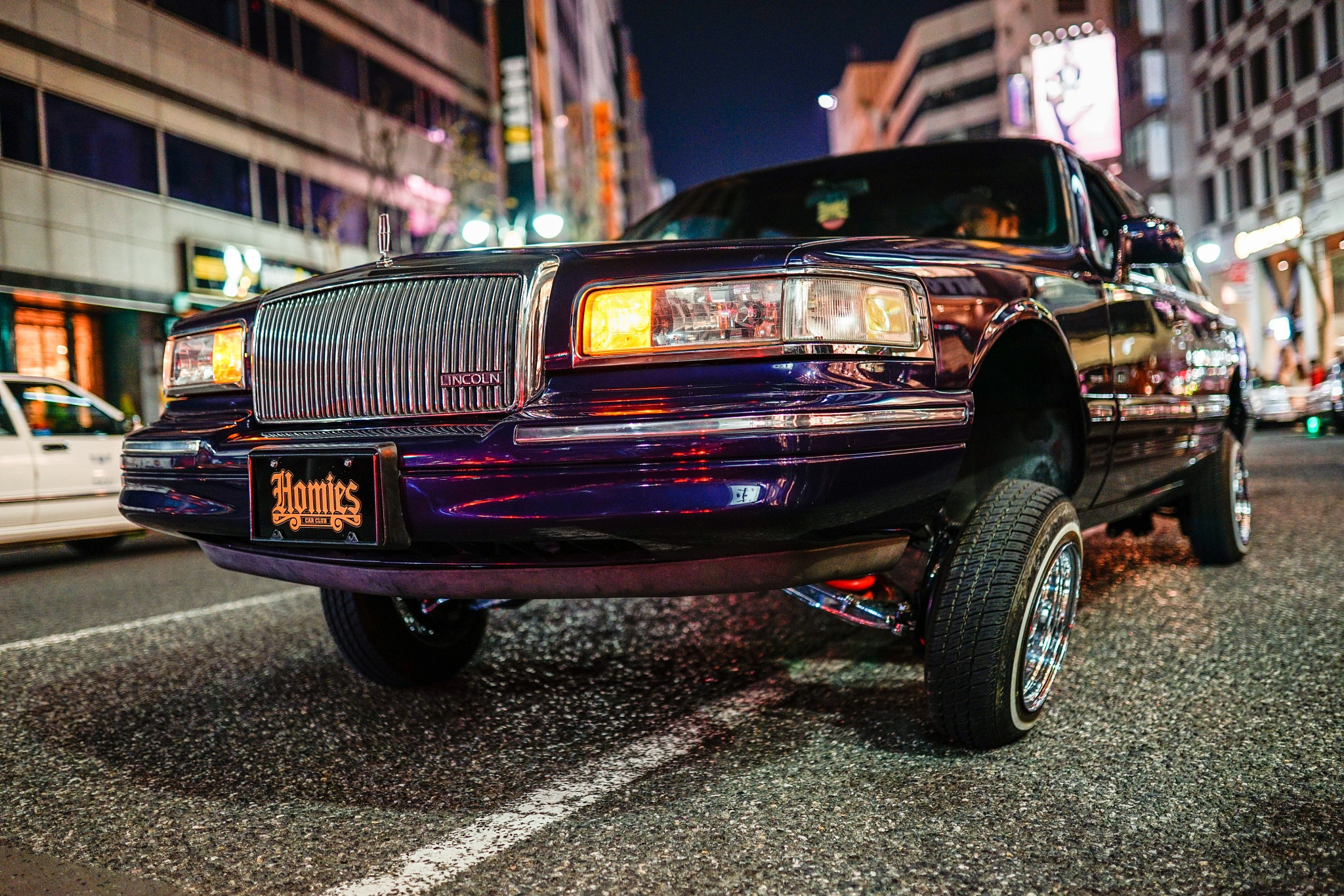 Lincoln TownCar by Taka1990
