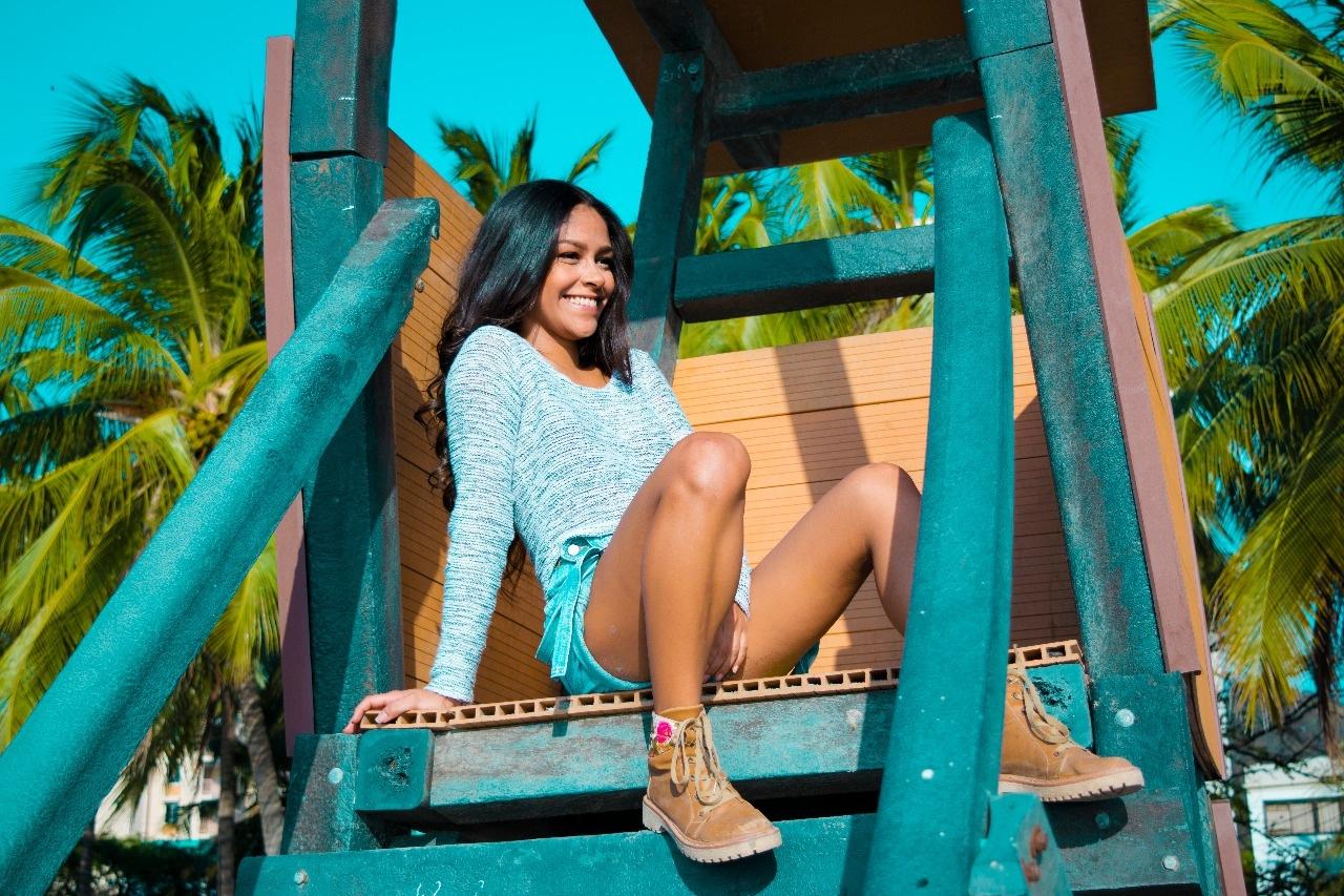 You smile  by Junior Rivera Santamaría