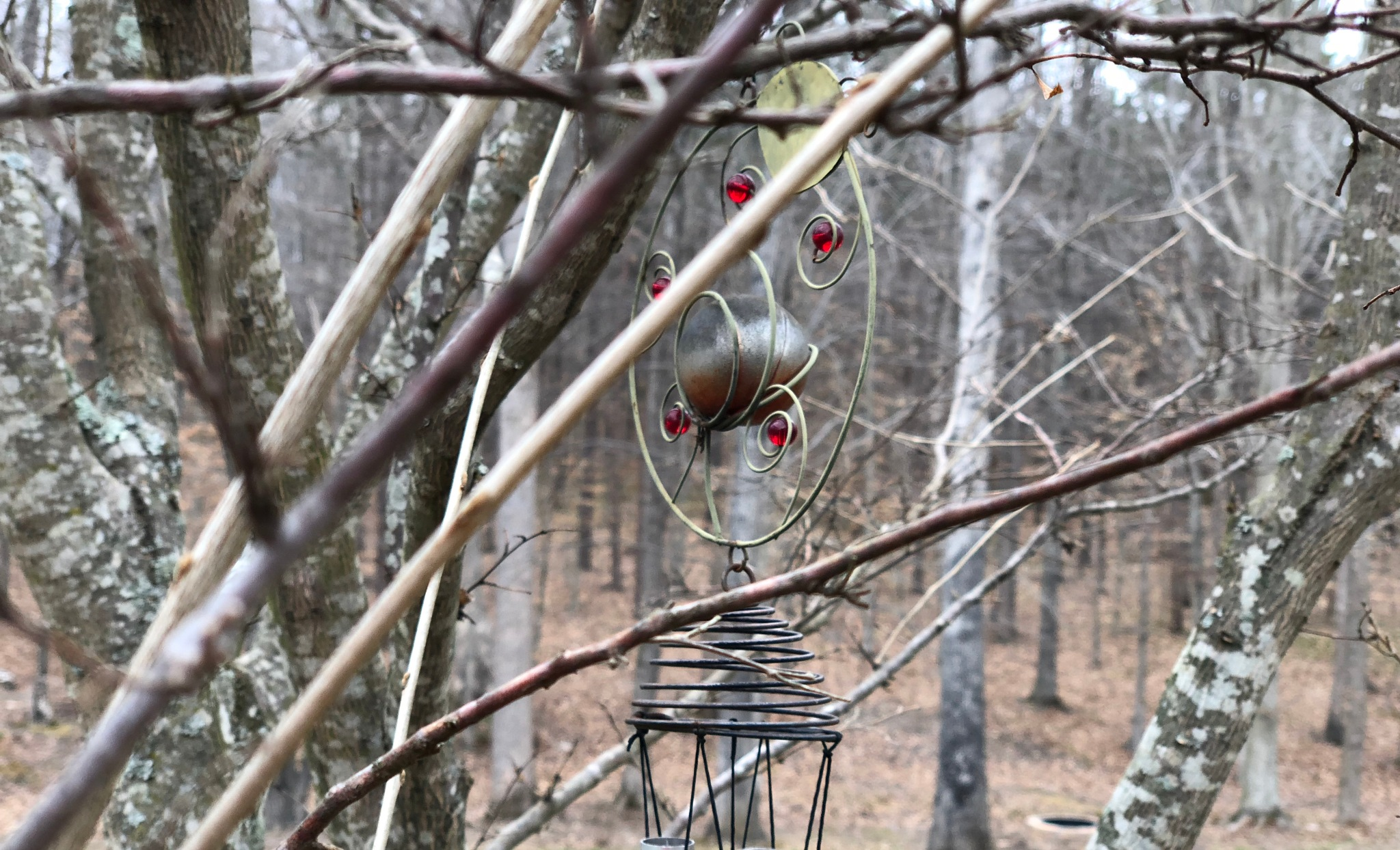 Wind Chime by Kristopher Raines
