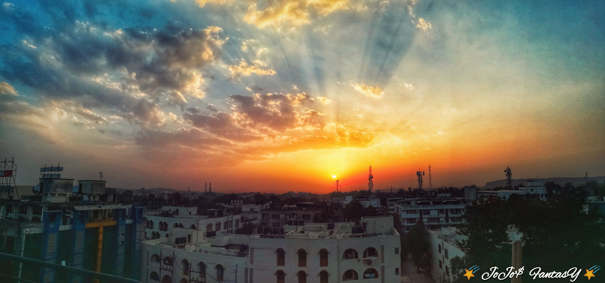 Sunsets beautifully by lijojose185