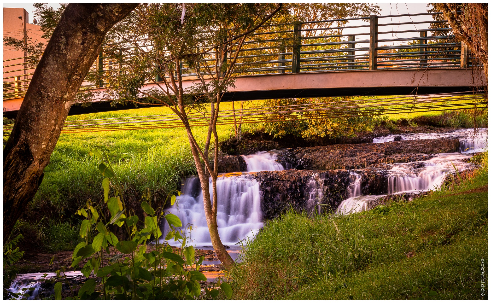 Cachoeira Urbana... by Wexiston Barroso