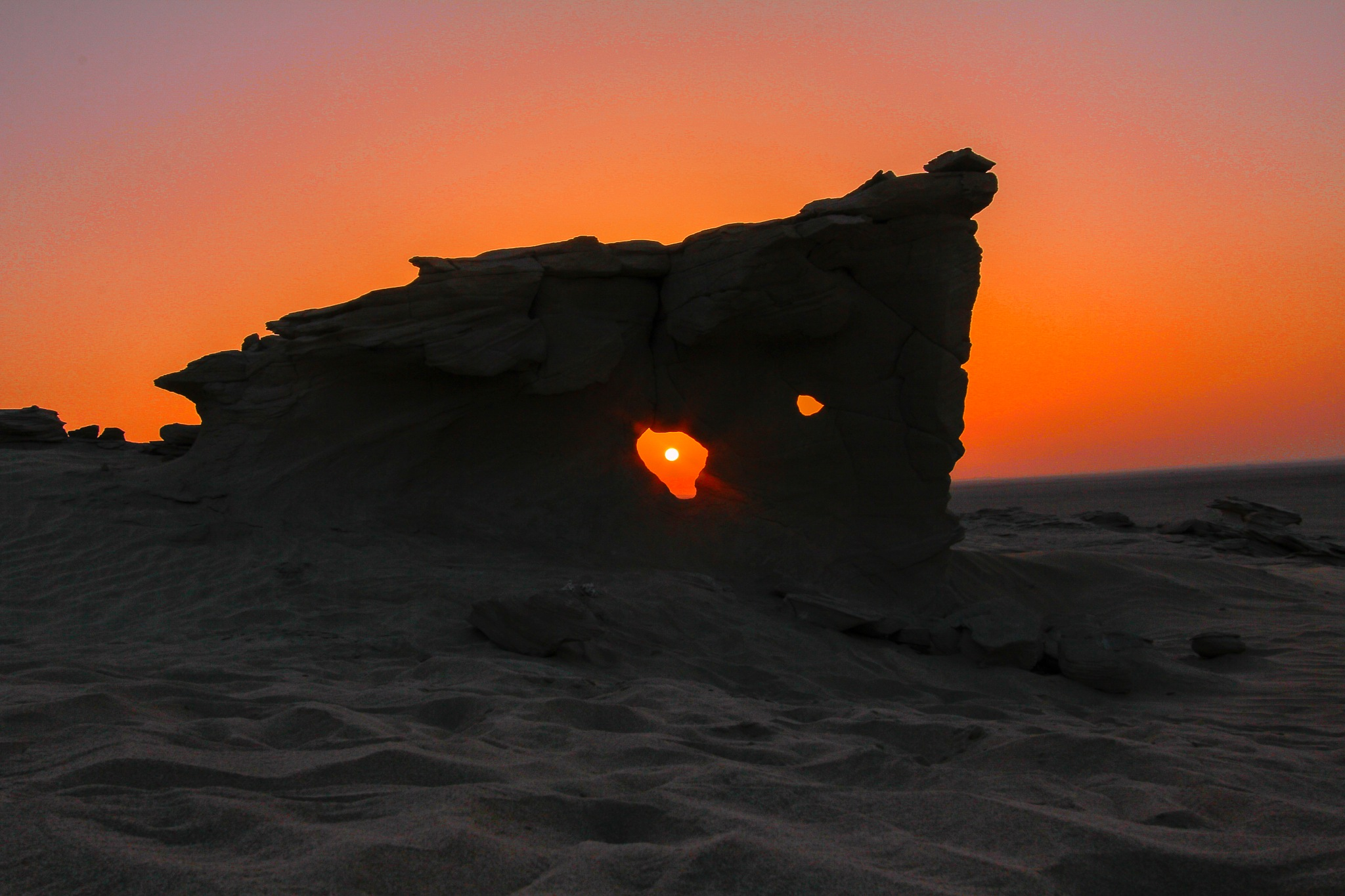 GOLDEN HOUR in AL WATHBA by pauljohnramos11