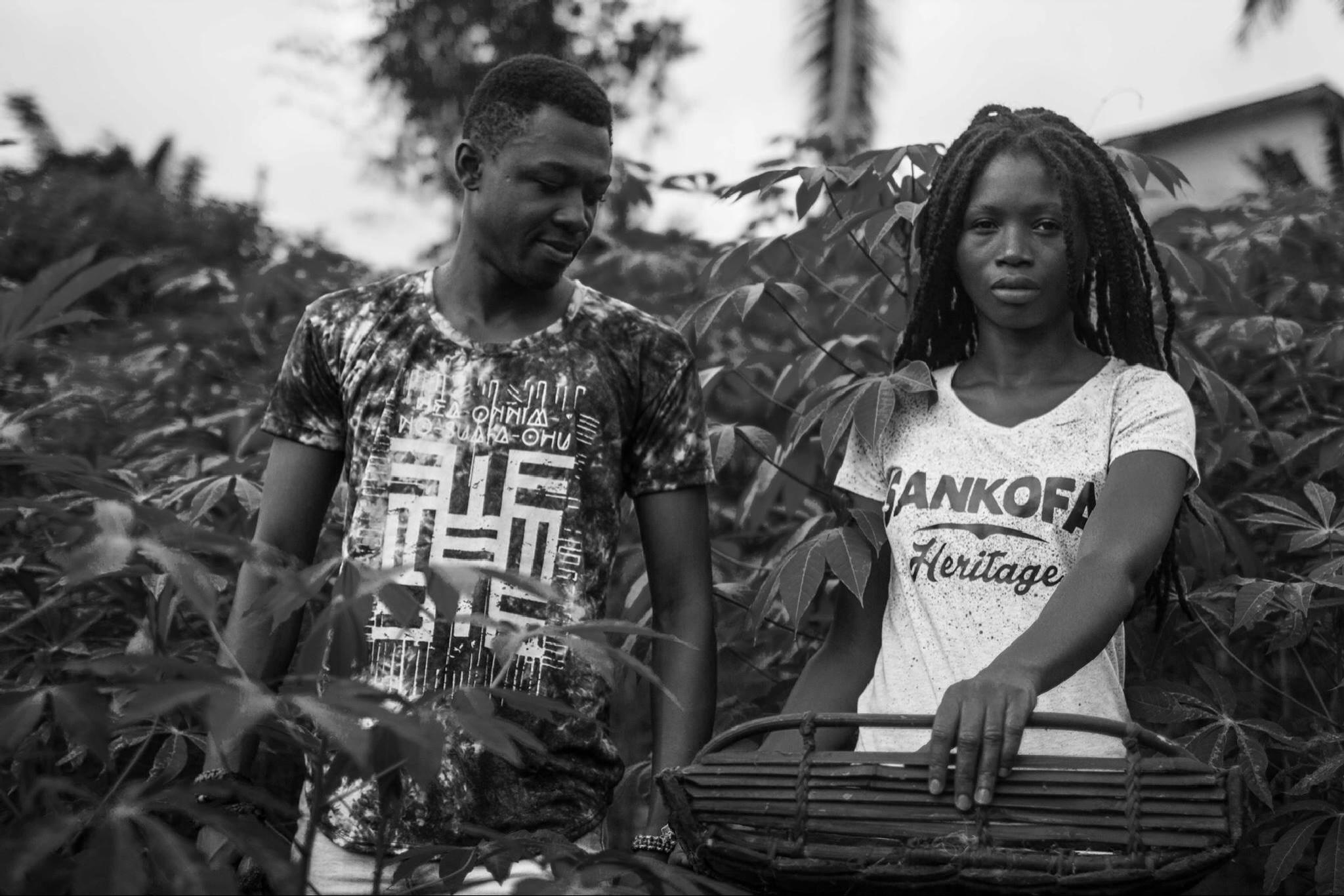 Sankofa by LIA Axel Lionel