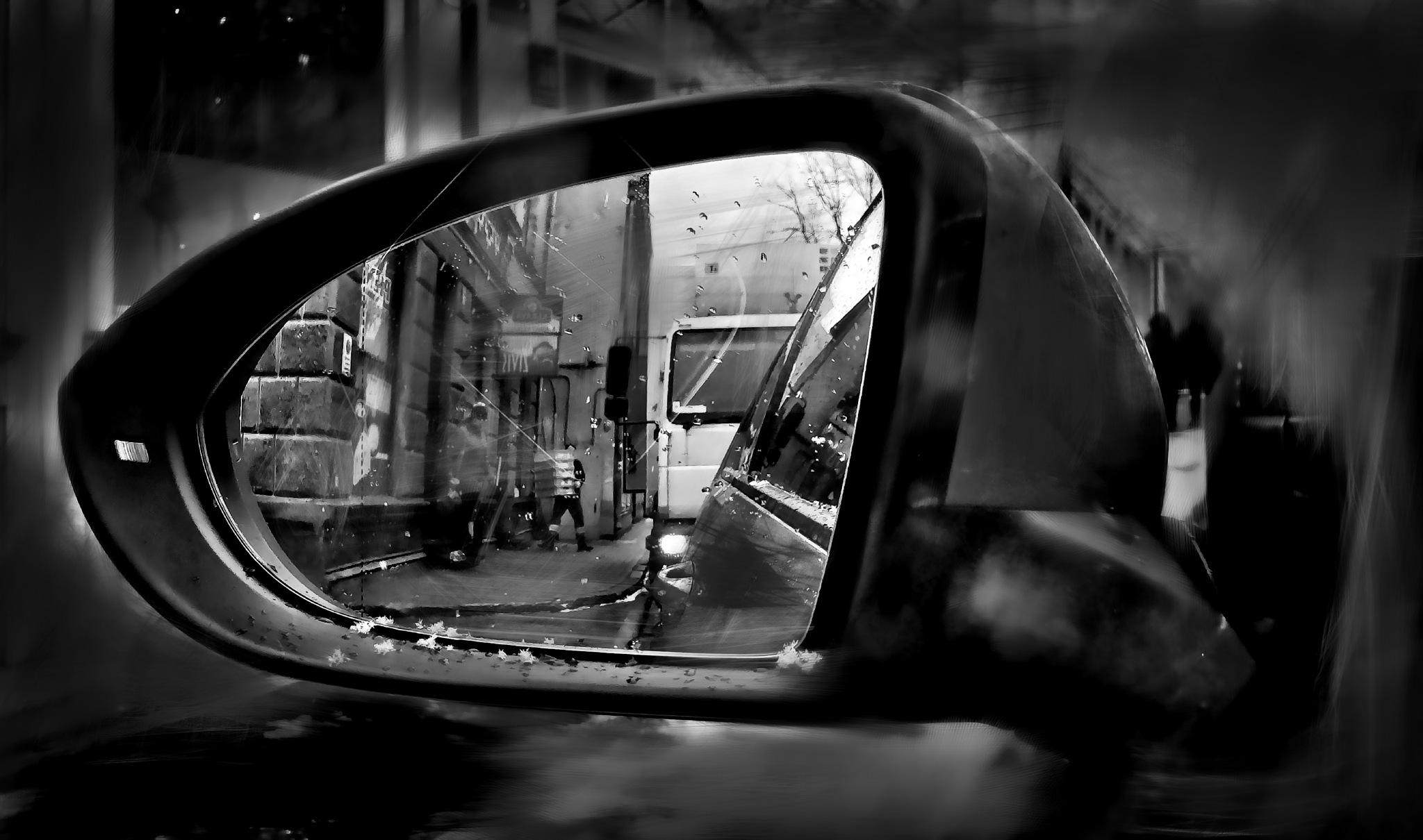 Mirror by Aleksandrs Drozdovs