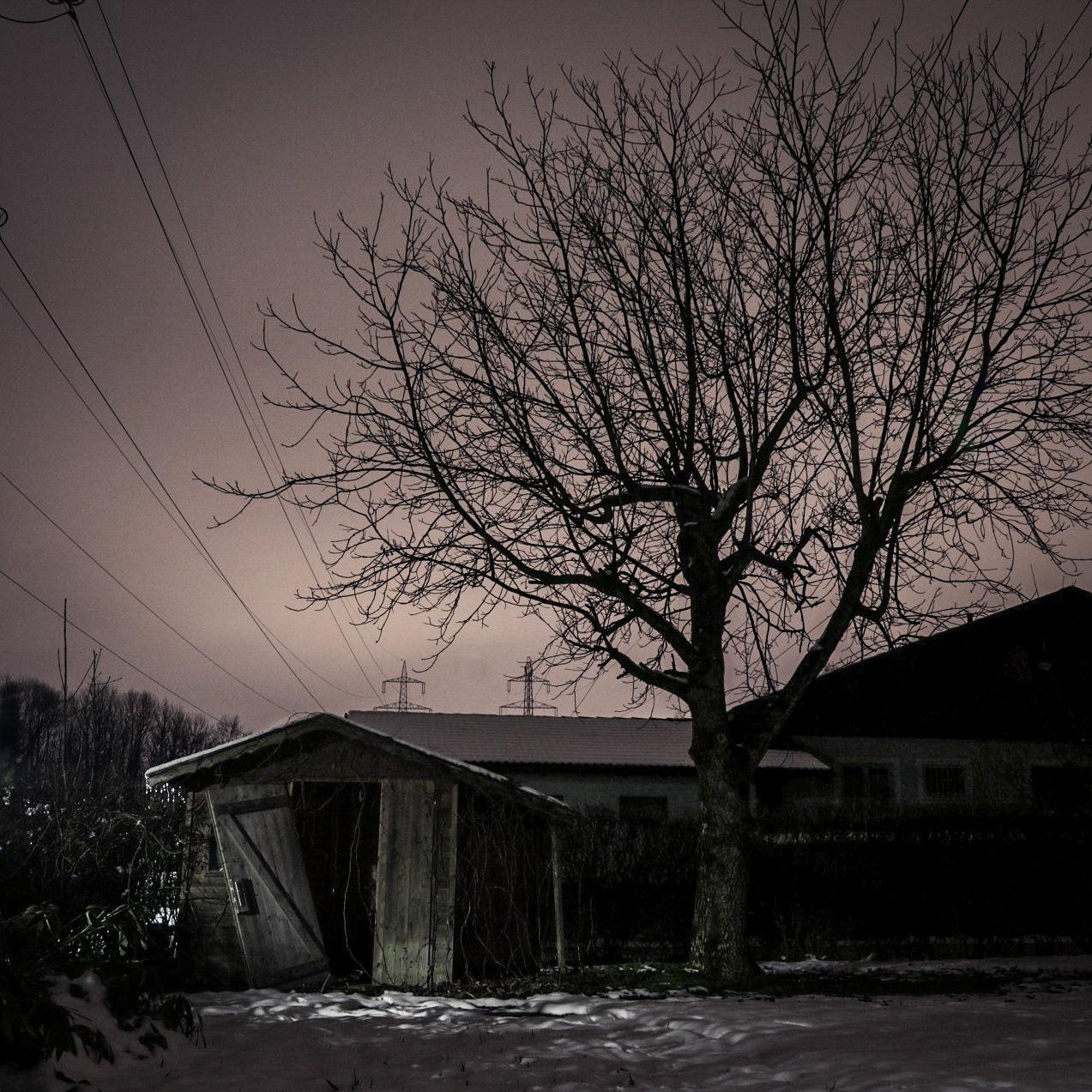 Gloomy Vibes  by Joni Hesse