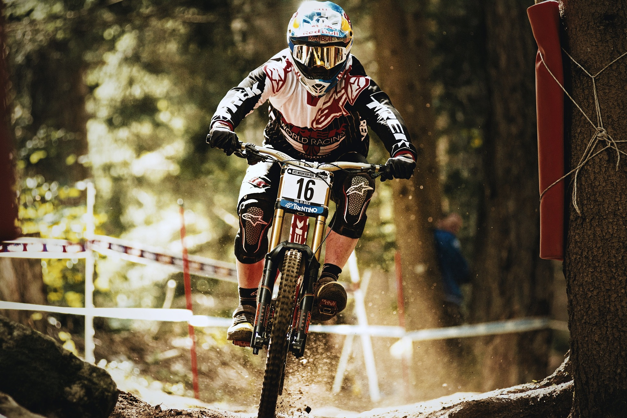 World Cup DH by Aydn Lunden