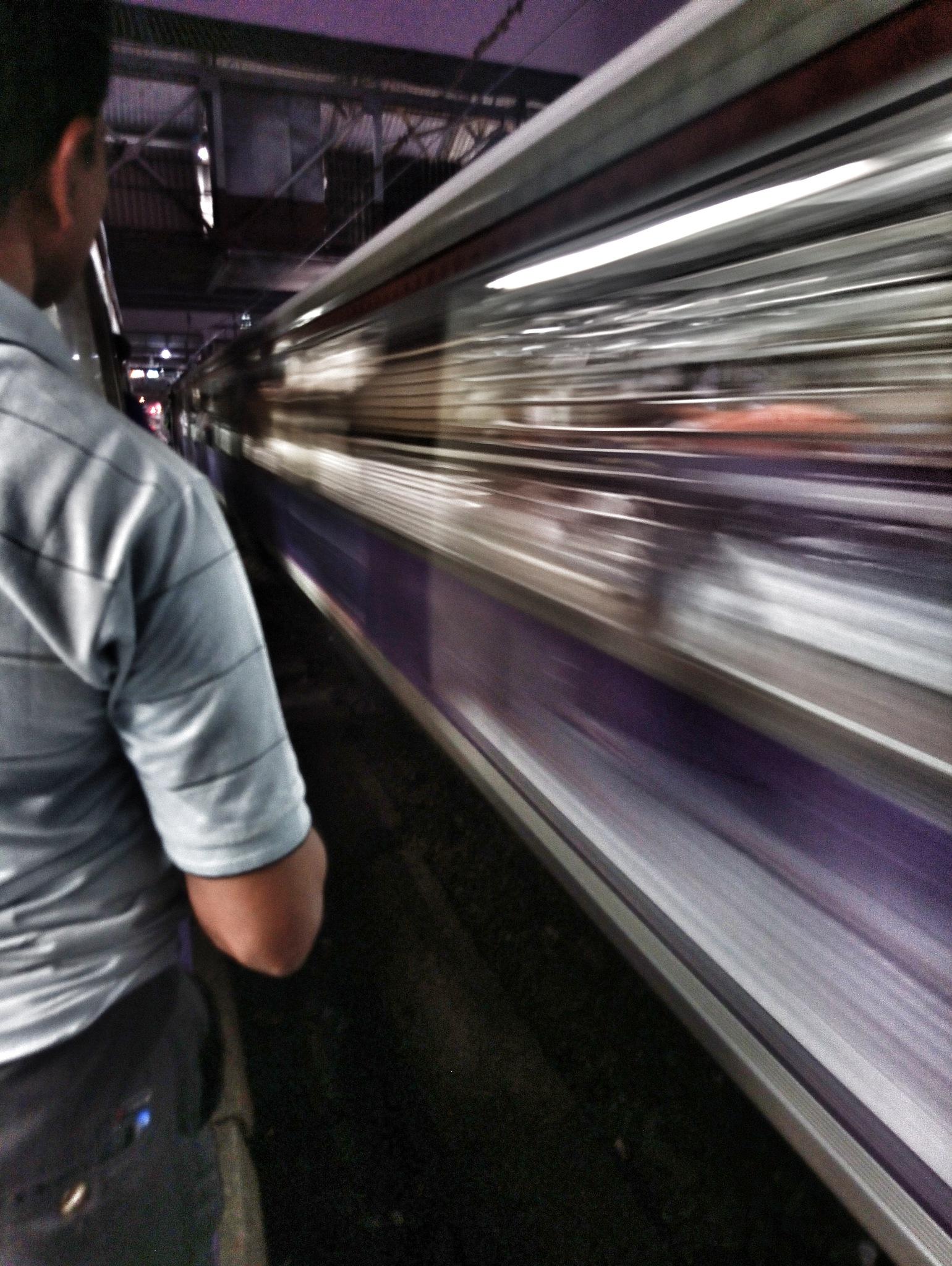 Rush Hour by Furqan Ahmed