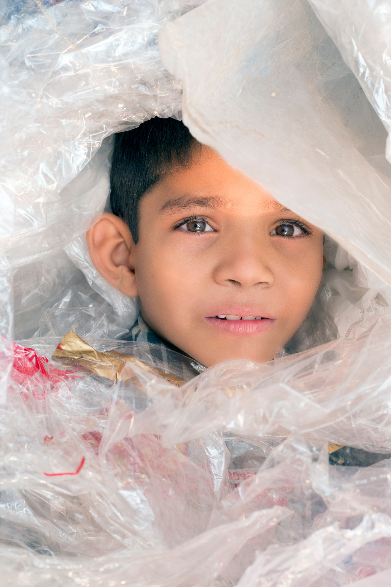 Trouble portrait by Makesh Bala Murugan