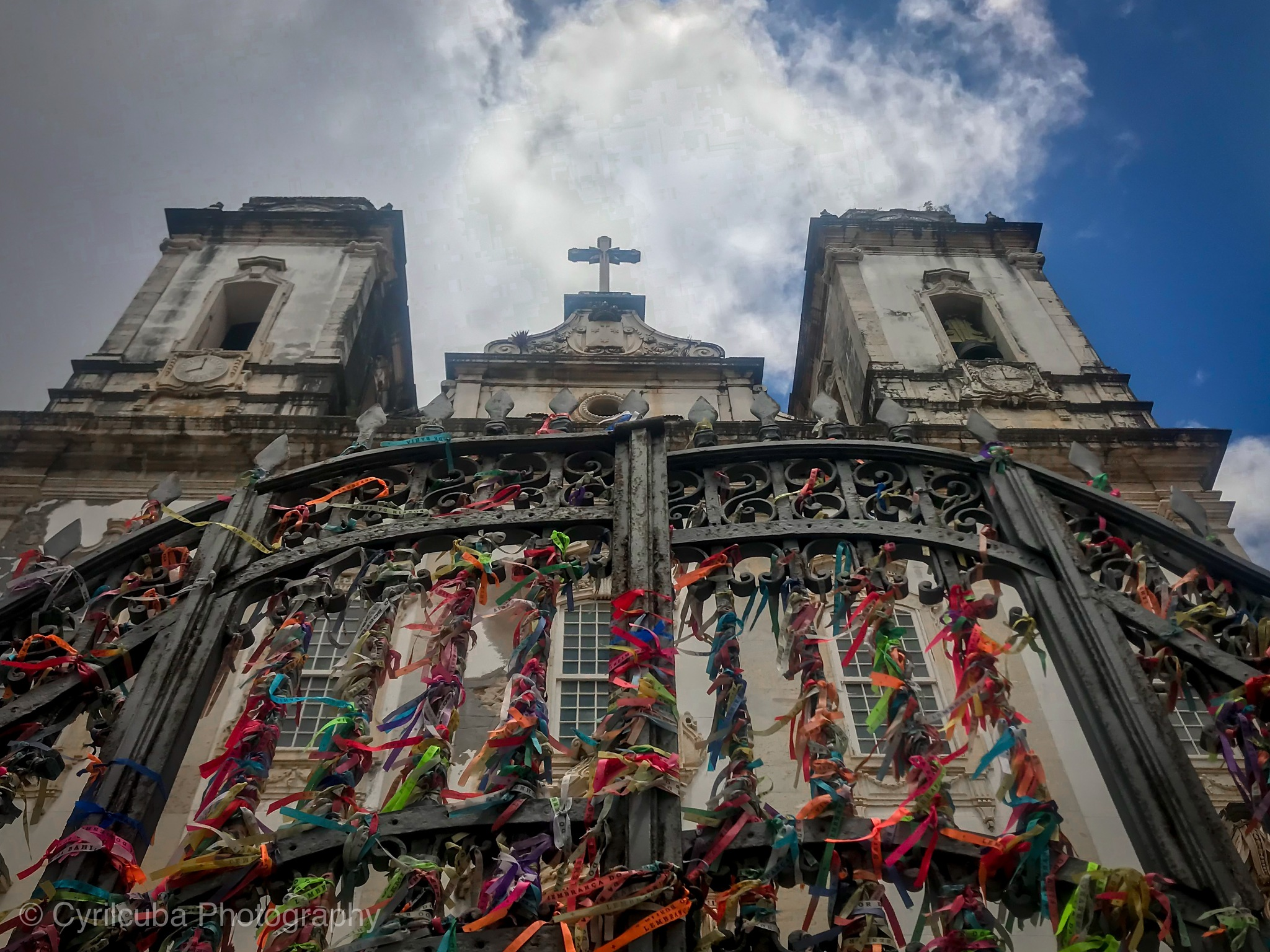 Church by Cyril Menendez Perez