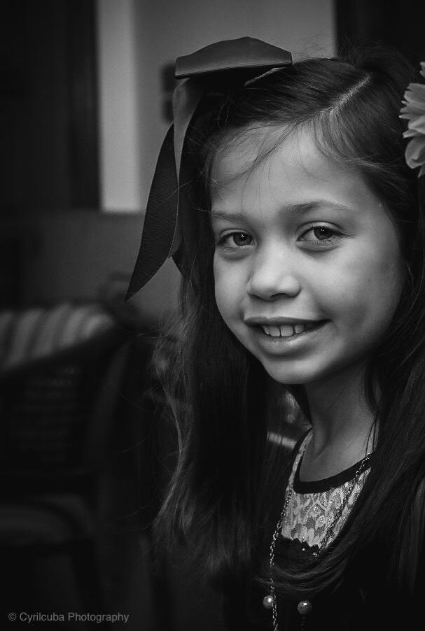 Girl  by Cyril Menendez Perez