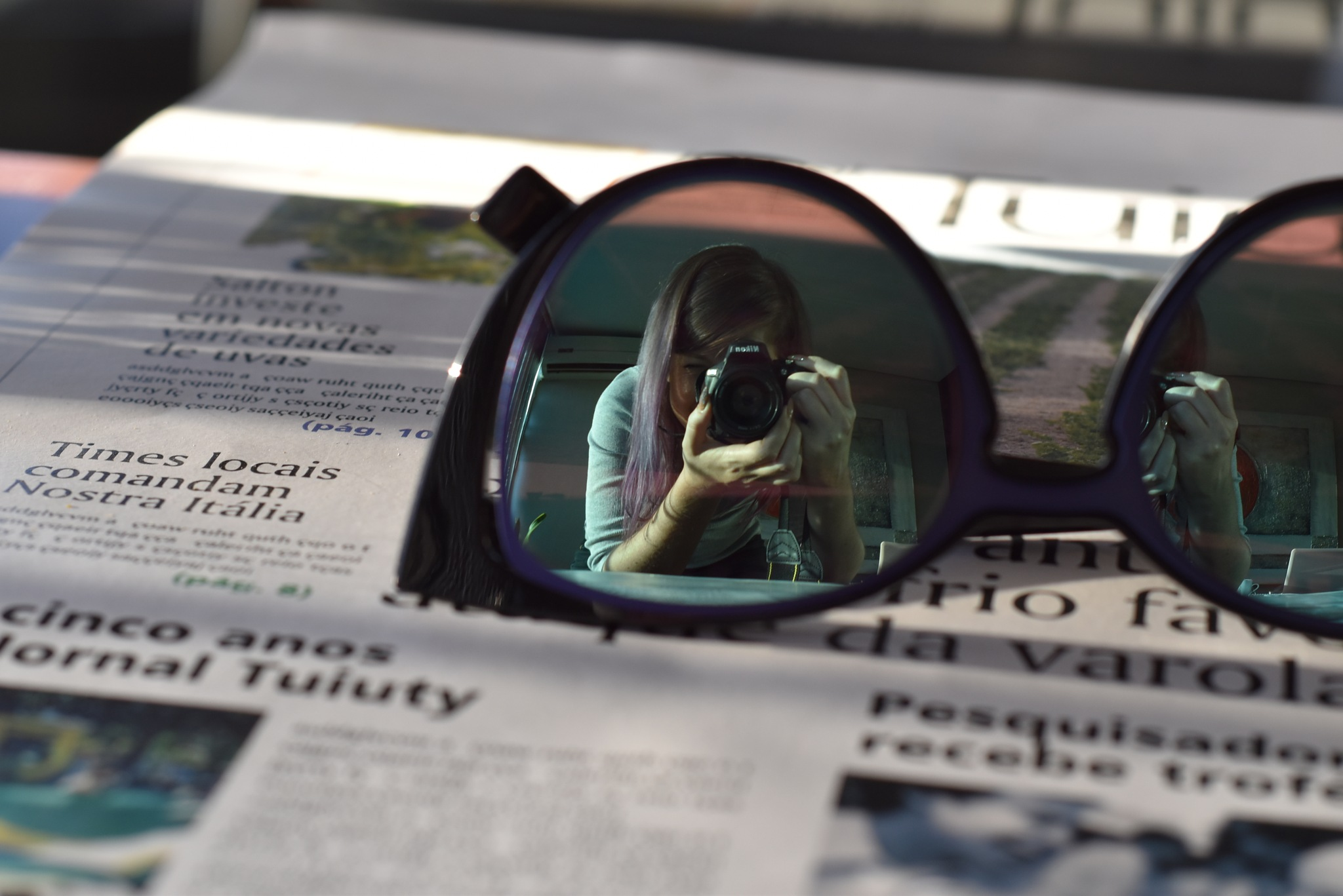 Reflection by Fernanda Lenhard