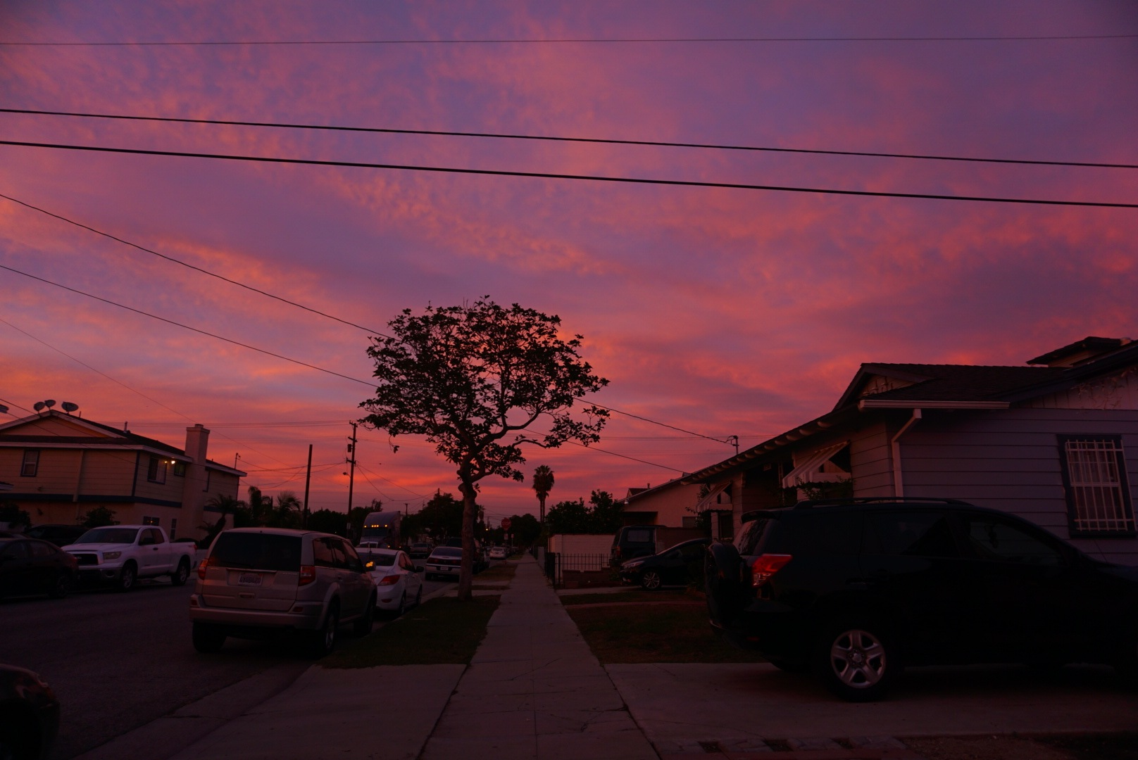 Cali Sunset by joseeightseven