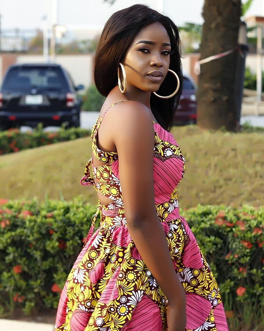 African queen  by Lammyspice