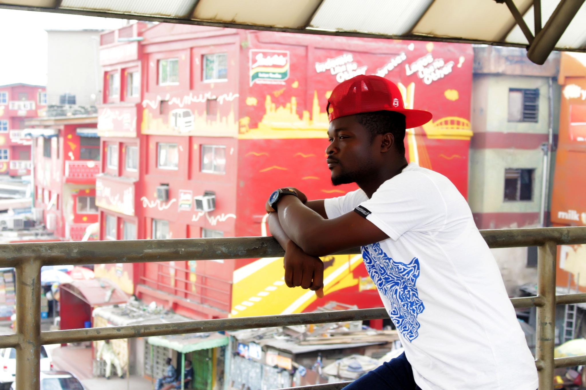 Ghetto life by Lammyspice