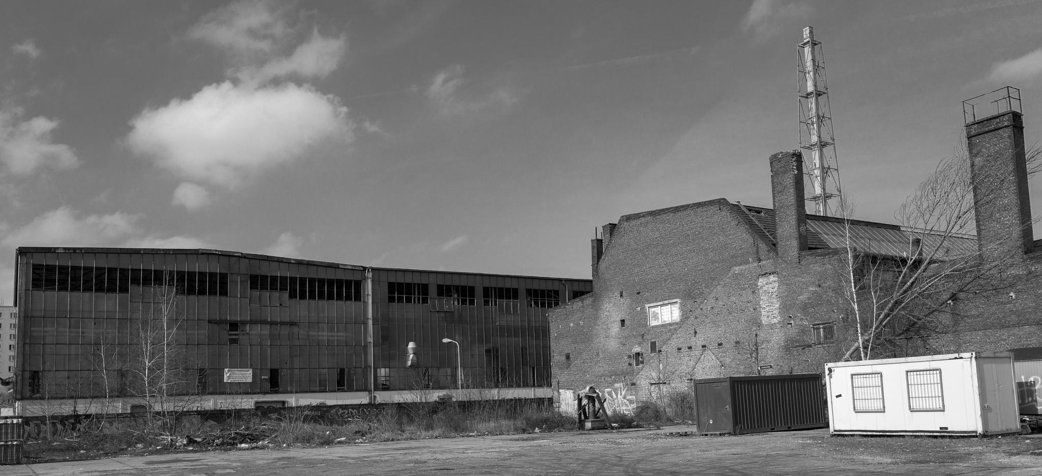 Warehouse by Dro_B