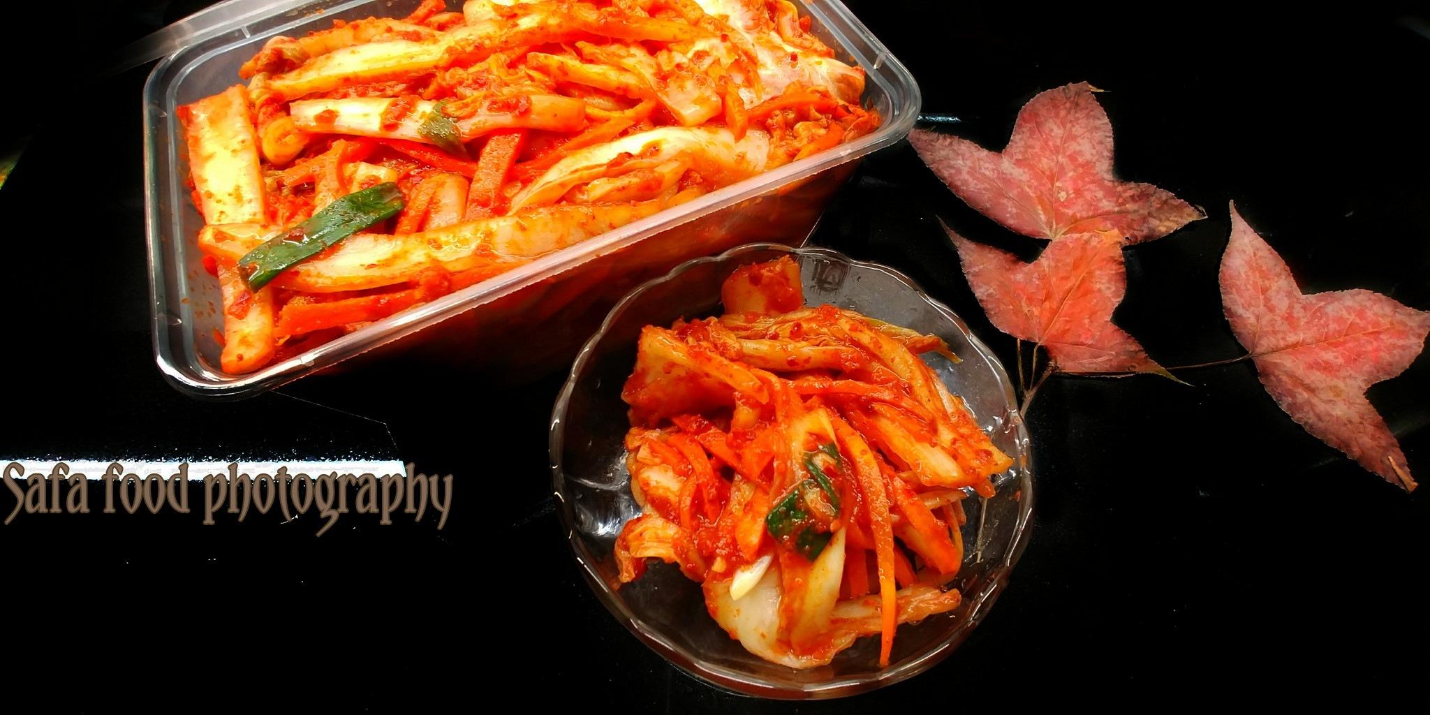 Korean food by Safa salju