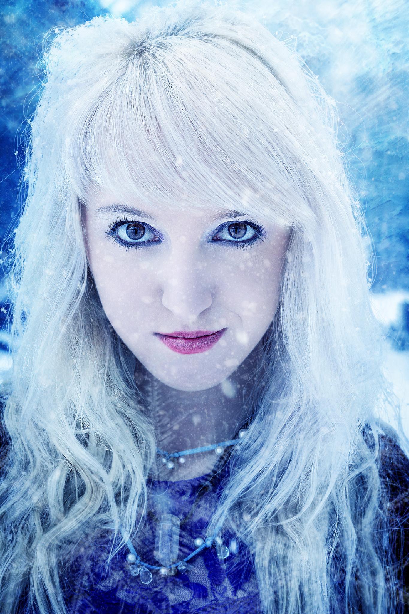 The Ice Queen by Stefan Braas